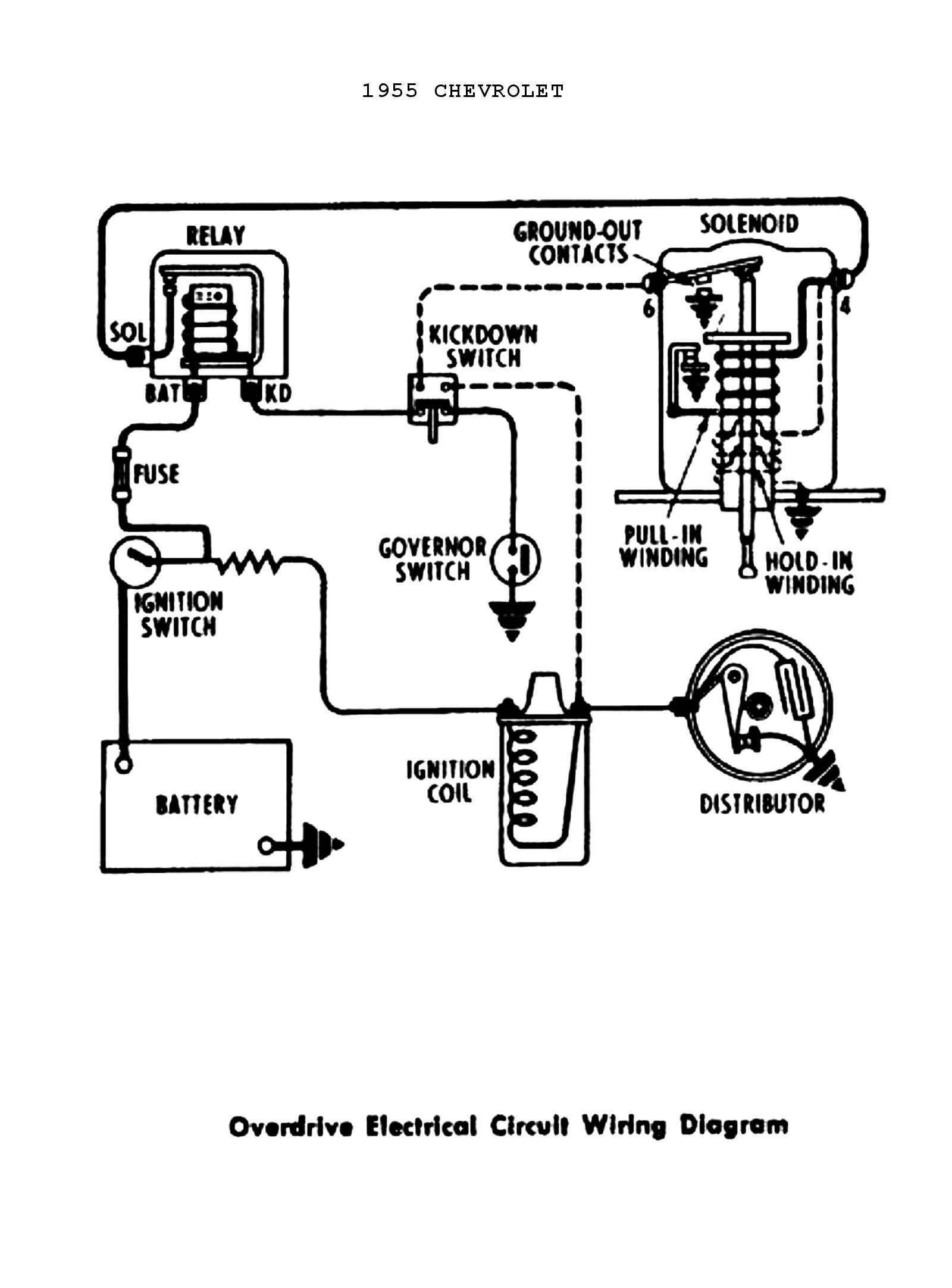 1960 Chevy Pickup Wiring Diagram Library As Ford Mustang Starter Solenoid Furthermore Focus 1953 Truck 1955 Fuel Tank Ignition Of