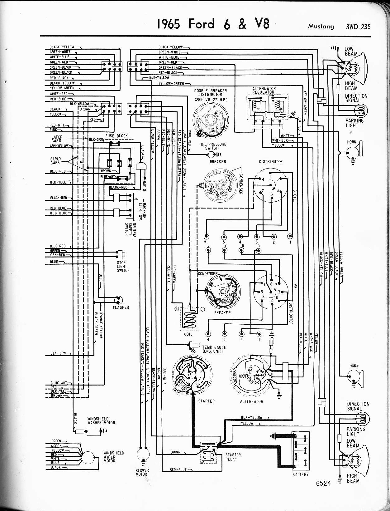 1968 Mustang Turn Signal Switch Diagram Wiring Schematic Starting Blinker Rh Detoxicrecenze Com