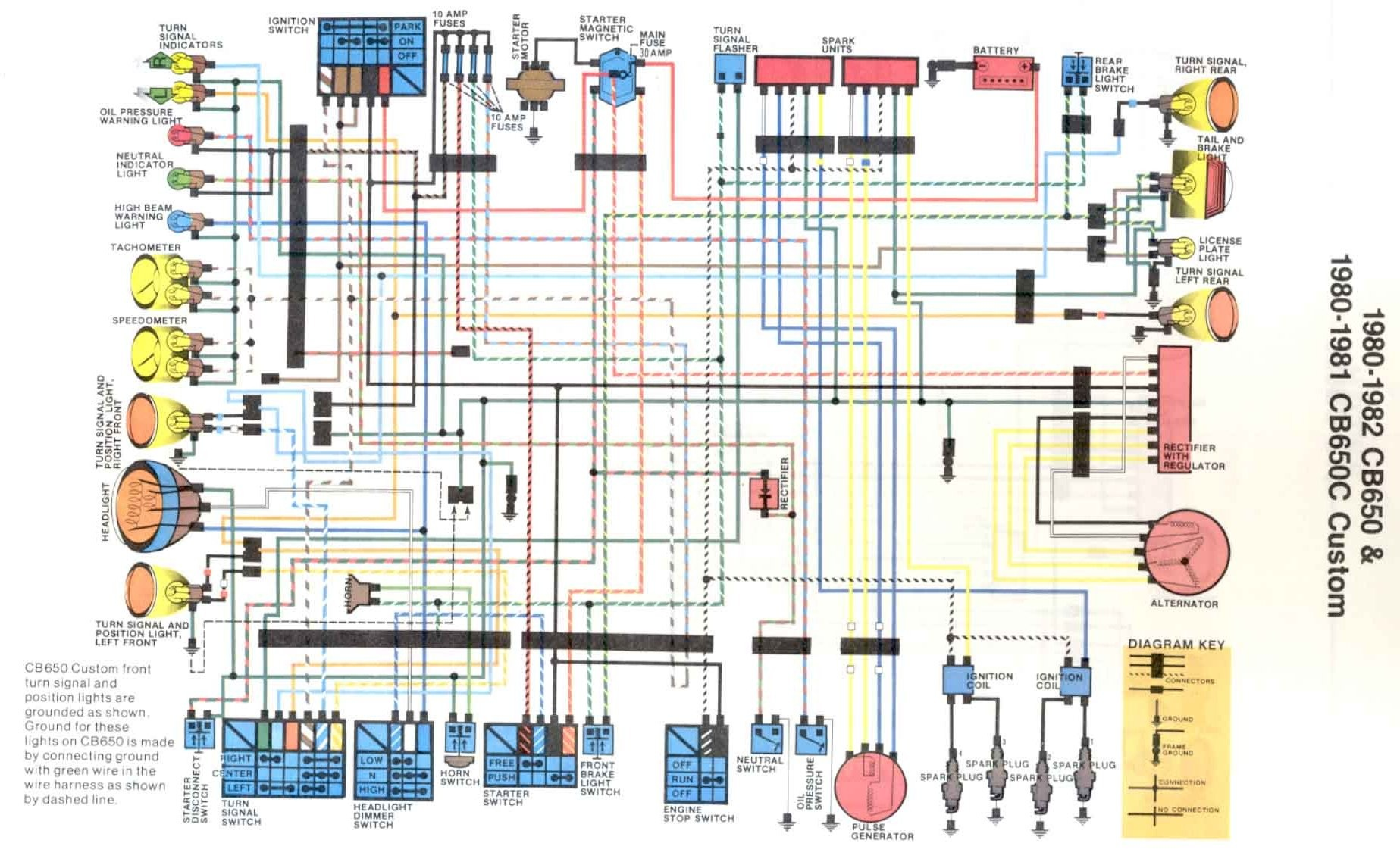 Wiring Diagram For 1980 Honda Express : Cb wiring diagram snatch block diagrams