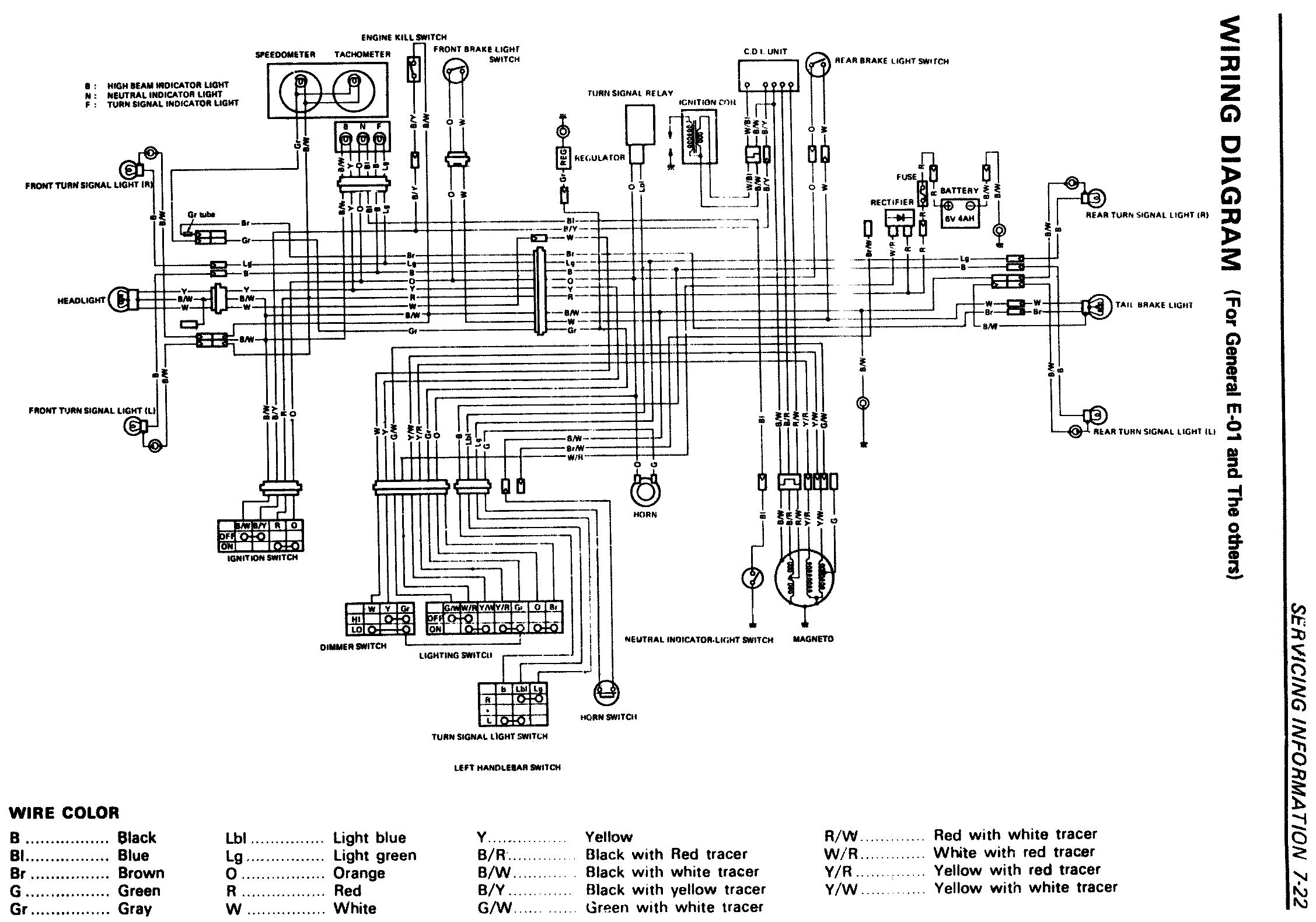 1982 Suzuki Gs850 Wiring Diagram 1980 Ts250 Wire Diagrams Of
