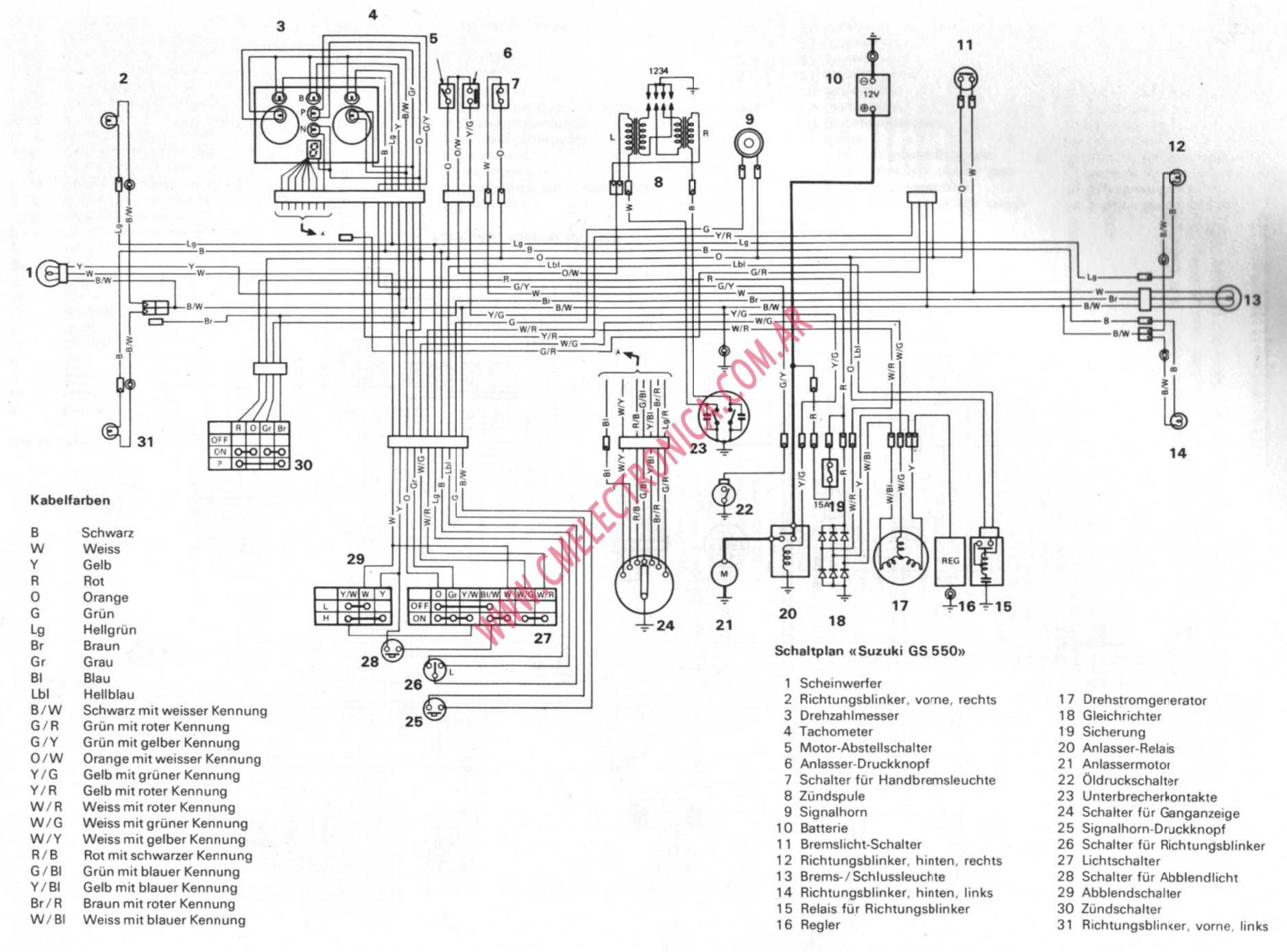 1982 Suzuki Gs850 Wiring Diagram Suzuki Gs550 Wiring Diagram Of 1982 Suzuki Gs850 Wiring Diagram 1980 Suzuki Ts250 Wiring Diagram Wiring Diagrams