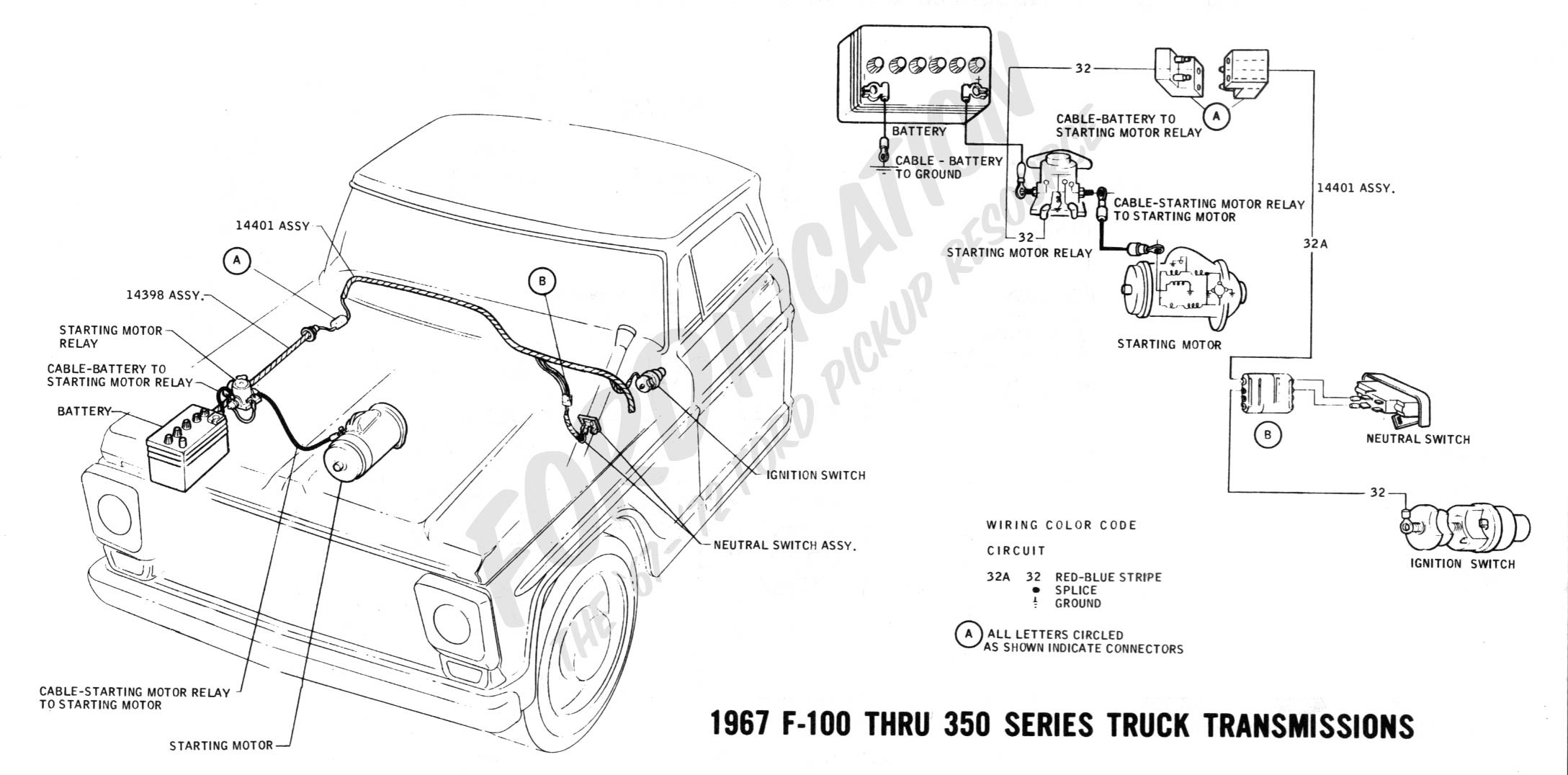 1986 Ford F 150 Engine Diagram Wiring Library 460 Vacuum F150 Truck Technical Drawings And Schematics Section H Of