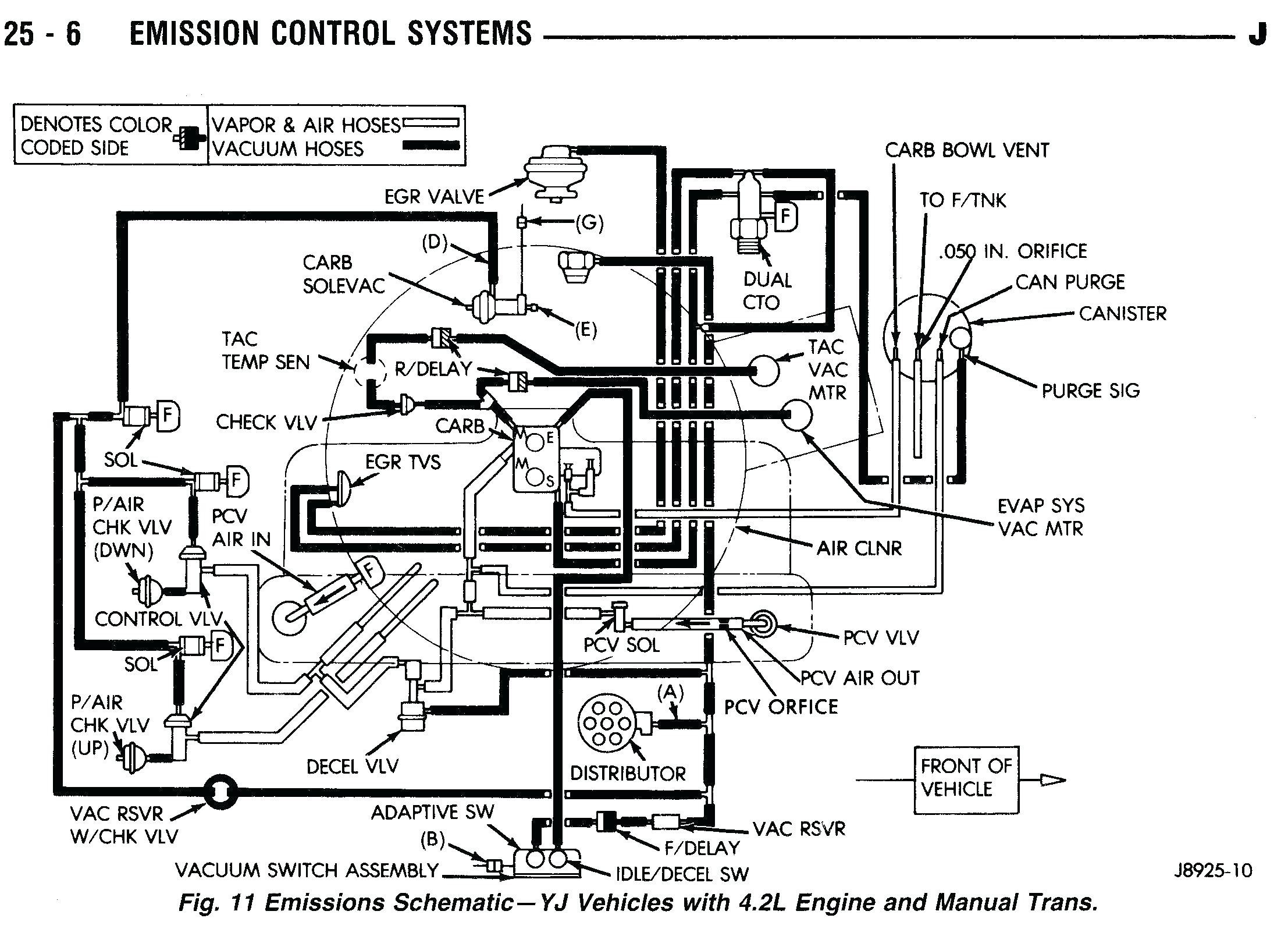 1989 Toyota Pickup Engine Wiring Diagram 1984 89 1993