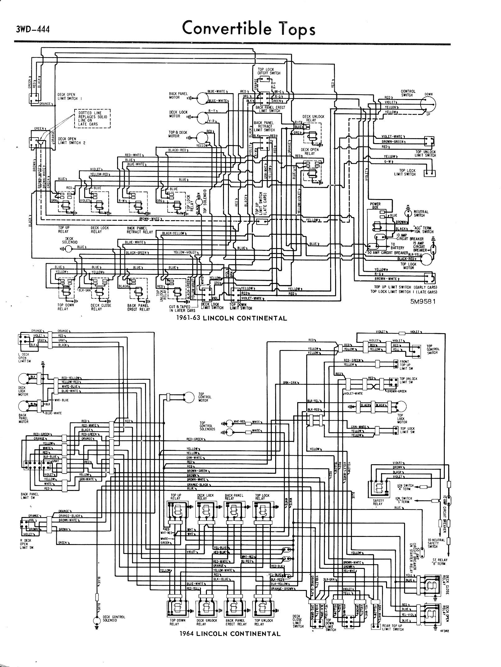 1947 Lincoln Continental Wiring Diagram Library For 94 Town Car 1990 Ford F 150
