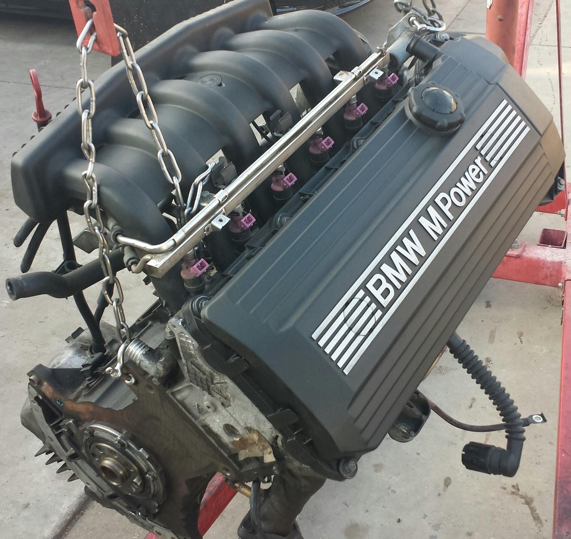 1994 Bmw 325i Engine Diagram Bmw E36 M3 Engine Maintenance Diagram 325 328  S52 Motor Of