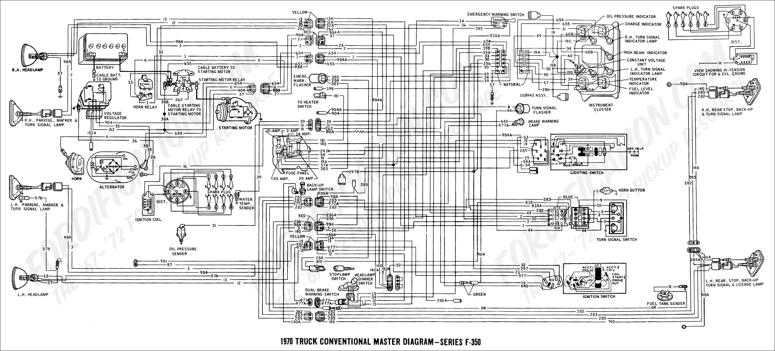 1967 C10 Wiring Diagram Truck Parts CHEVROLET TRUCK Endearing