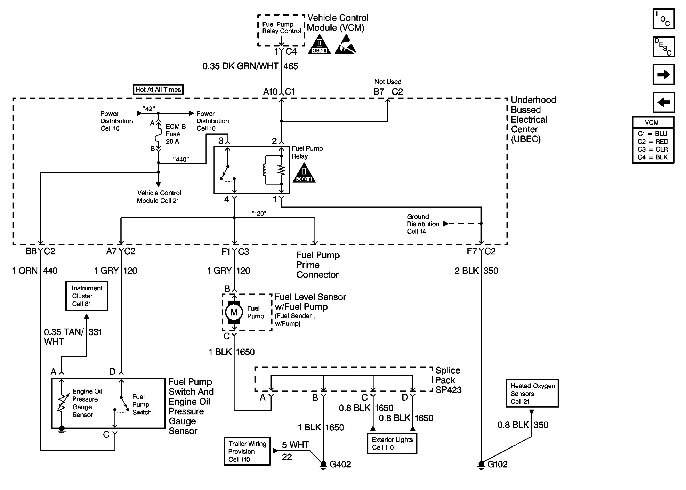 on oil pump schematic diagram