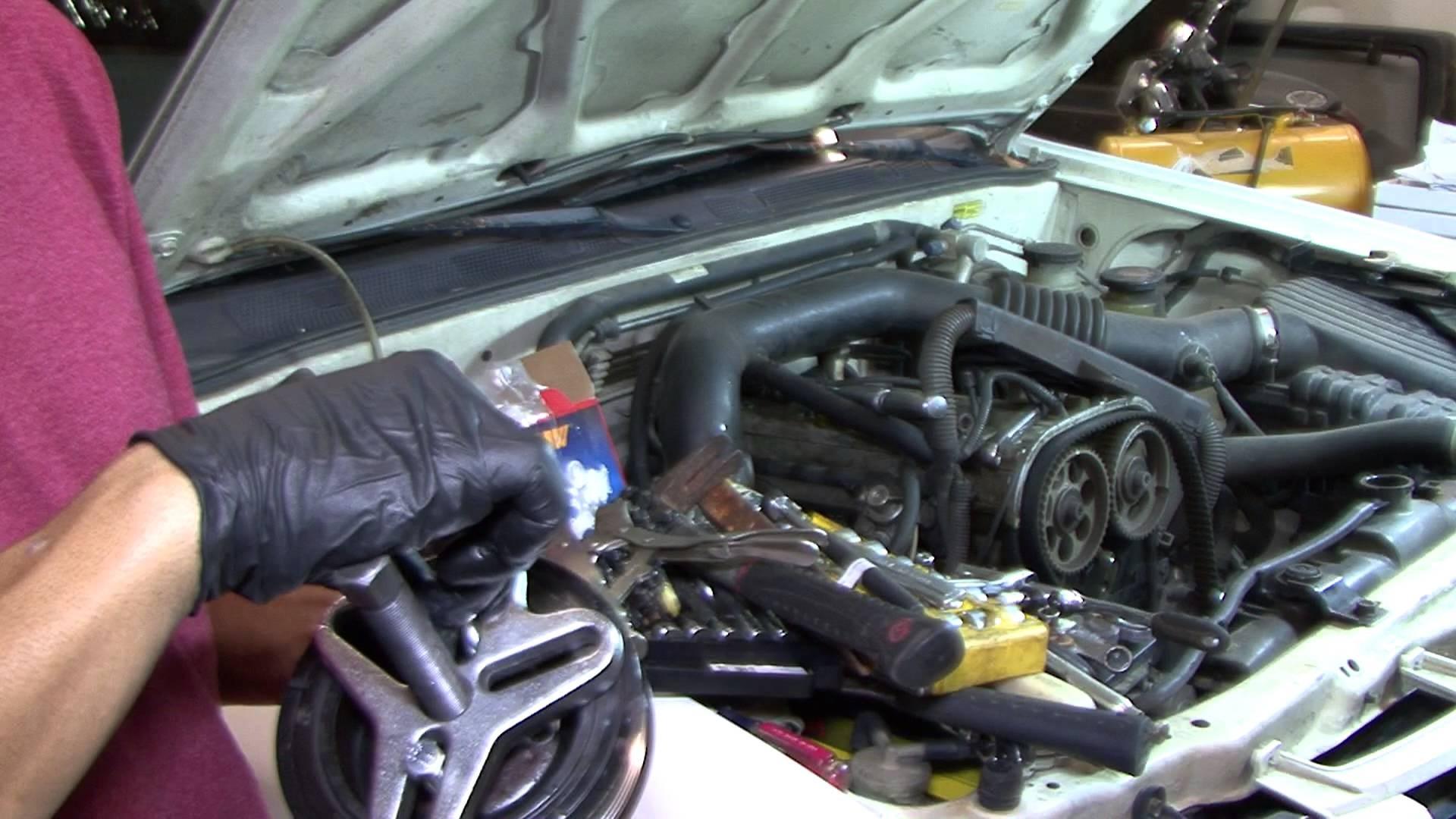 Honda Passport Engine Diagram Isuzu Rodeo Pulley Removal For Timing Of Honda Passport Engine Diagram