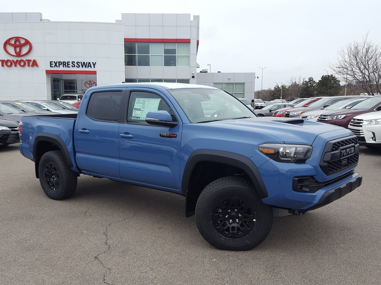 1999 toyota Tacoma Parts Diagram New 2018 toyota Ta A Trd Pro Double ...
