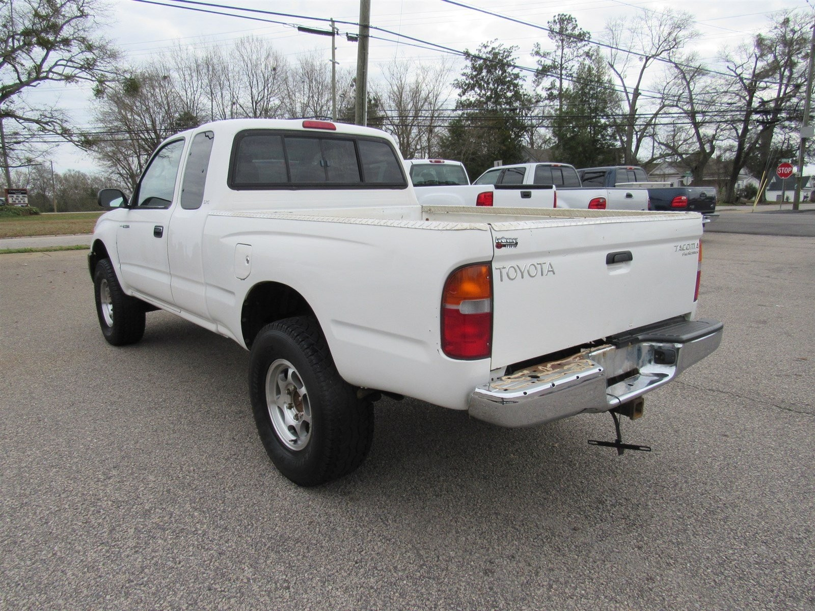 1999 Toyota Tacoma Parts Diagram Pre Owned Ta A Xtracab Pickup Prerunner Auto Truck In