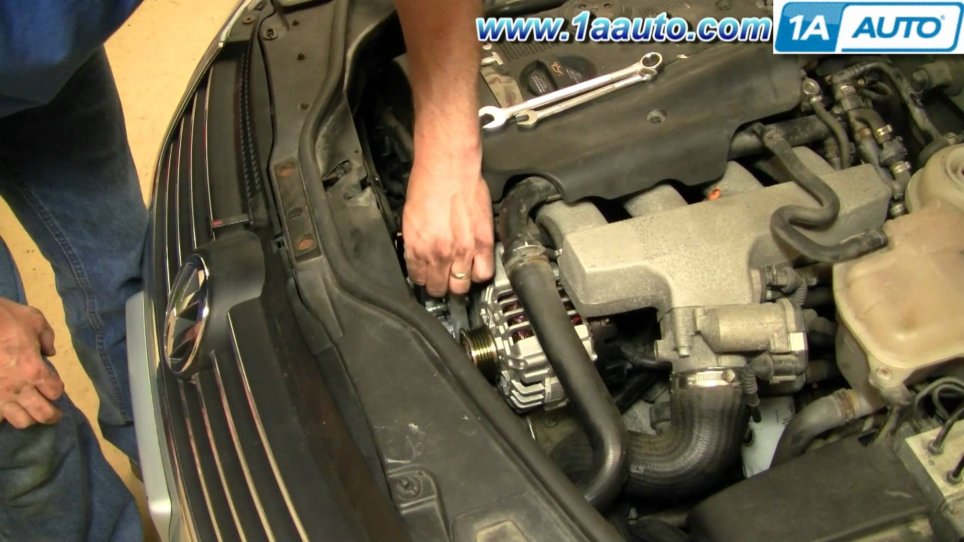 1999 Vw Passat Engine Diagram How to Install Replace Engine Serpentine Belt Tensioner Volkswagen Of 1999 Vw Passat Engine Diagram