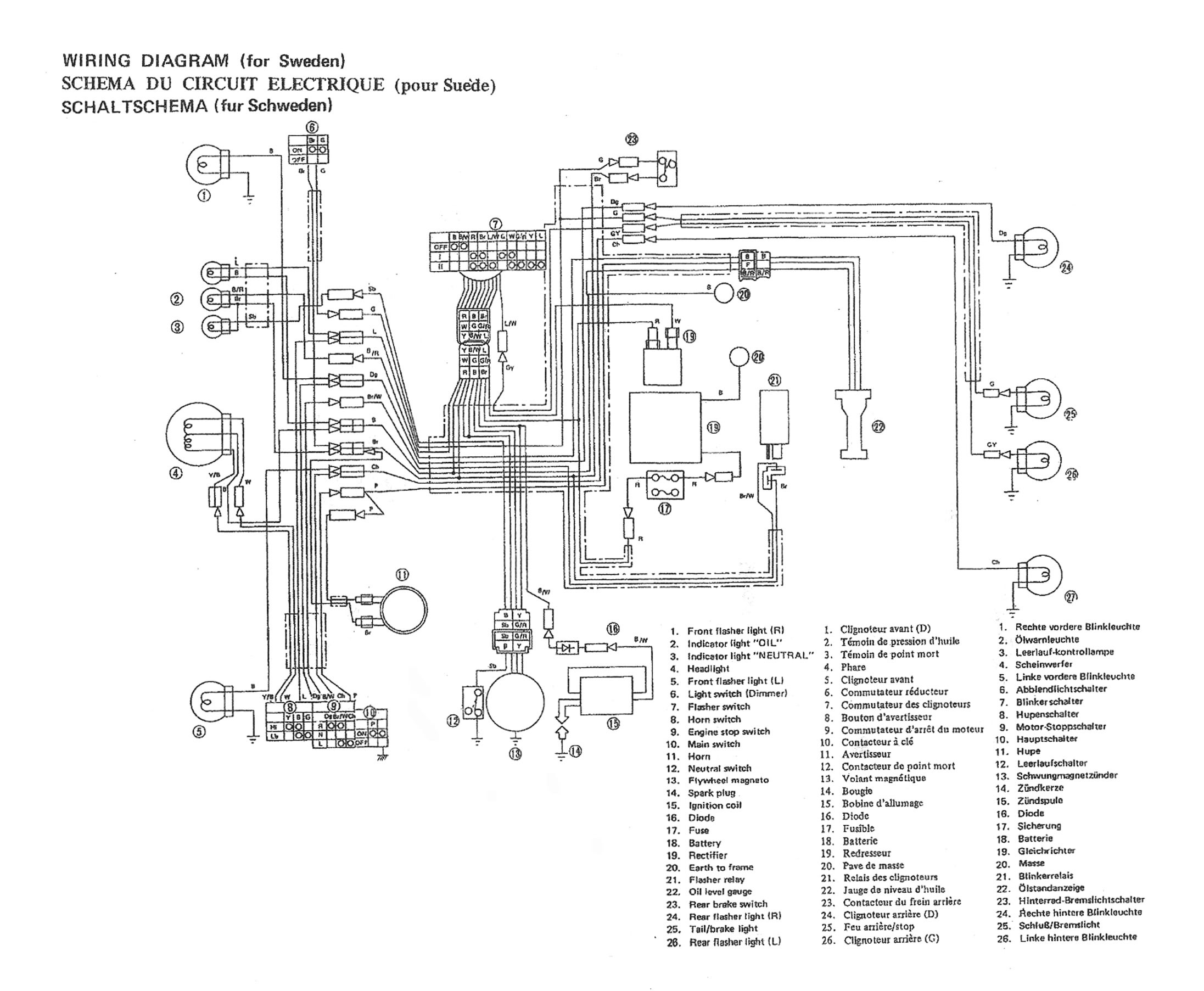 49cc 2 Stroke Scooter Wiring Diagrams Reveolution Of Diagram Cycle Engine Likewise Pocket Bike Rh Detoxicrecenze Com 24v