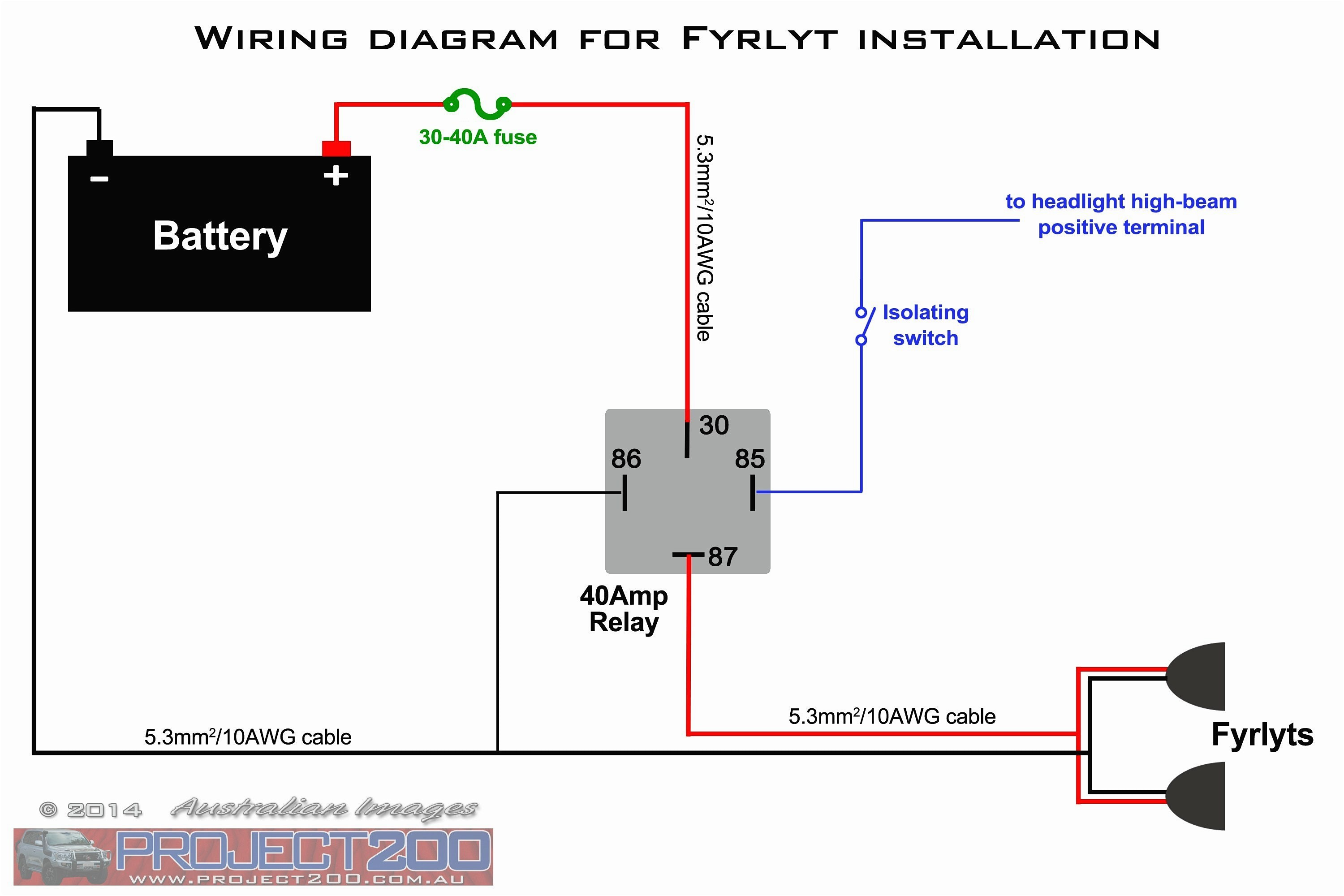 2 Pin Flasher Relay Wiring Diagram | My Wiring DIagram