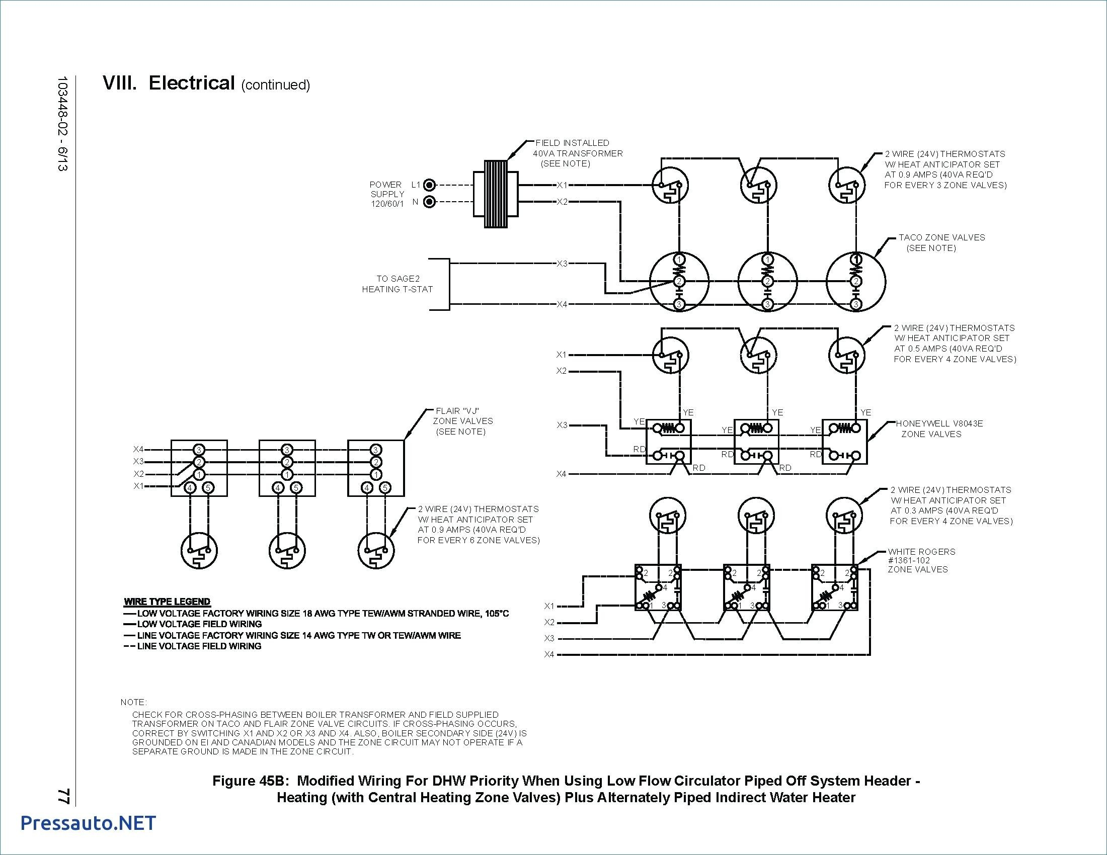 2 Wire Thermostat Wiring Diagram Central A C 5 Day Programmable Upgrade Of