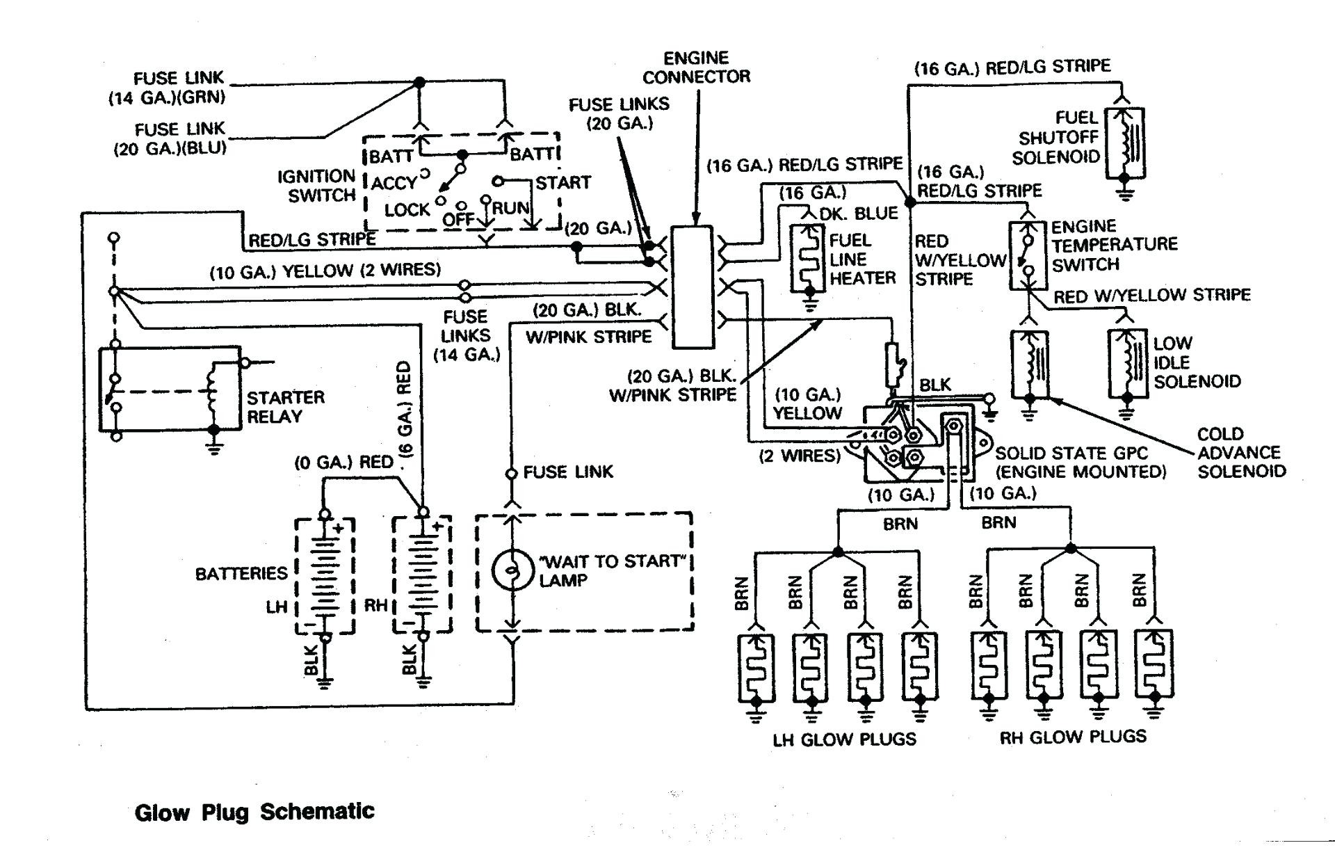 20 Hp Kohler Engine Wiring Diagram My 25 With Notes Ignition Electrical