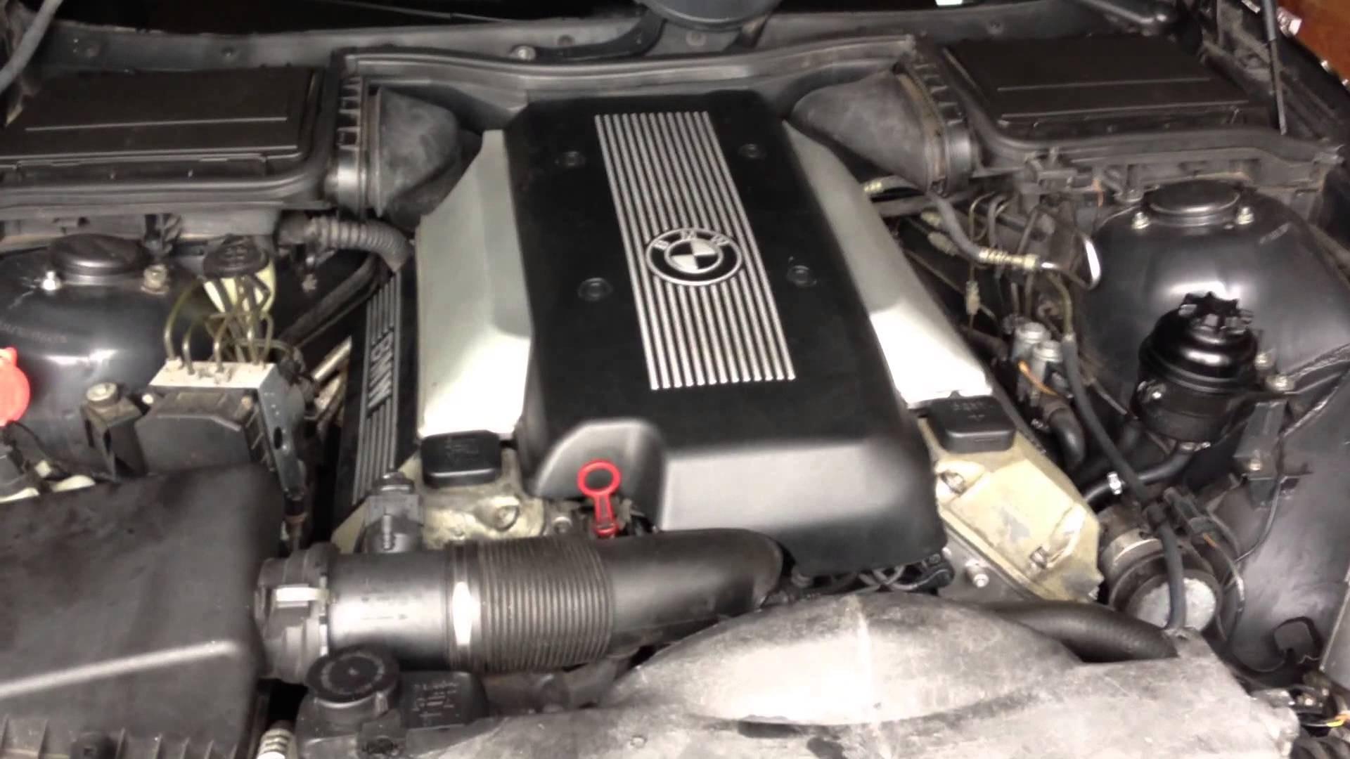 2000 Bmw 528i Engine Diagram Bmw E39 540i M62 V8 Spark Plug Diy Of 2000 Bmw 528i Engine Diagram