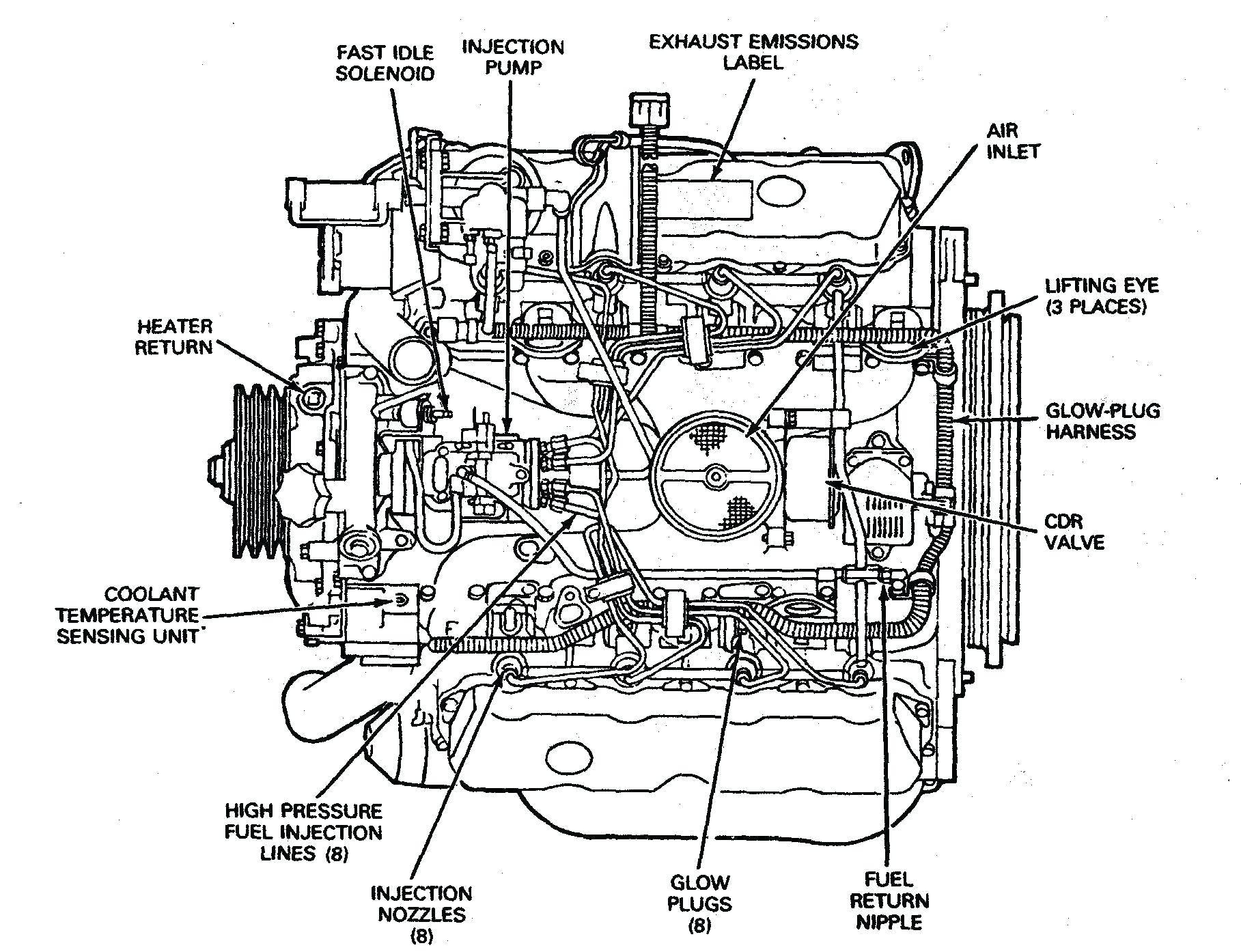 2000 ford explorer parts diagram