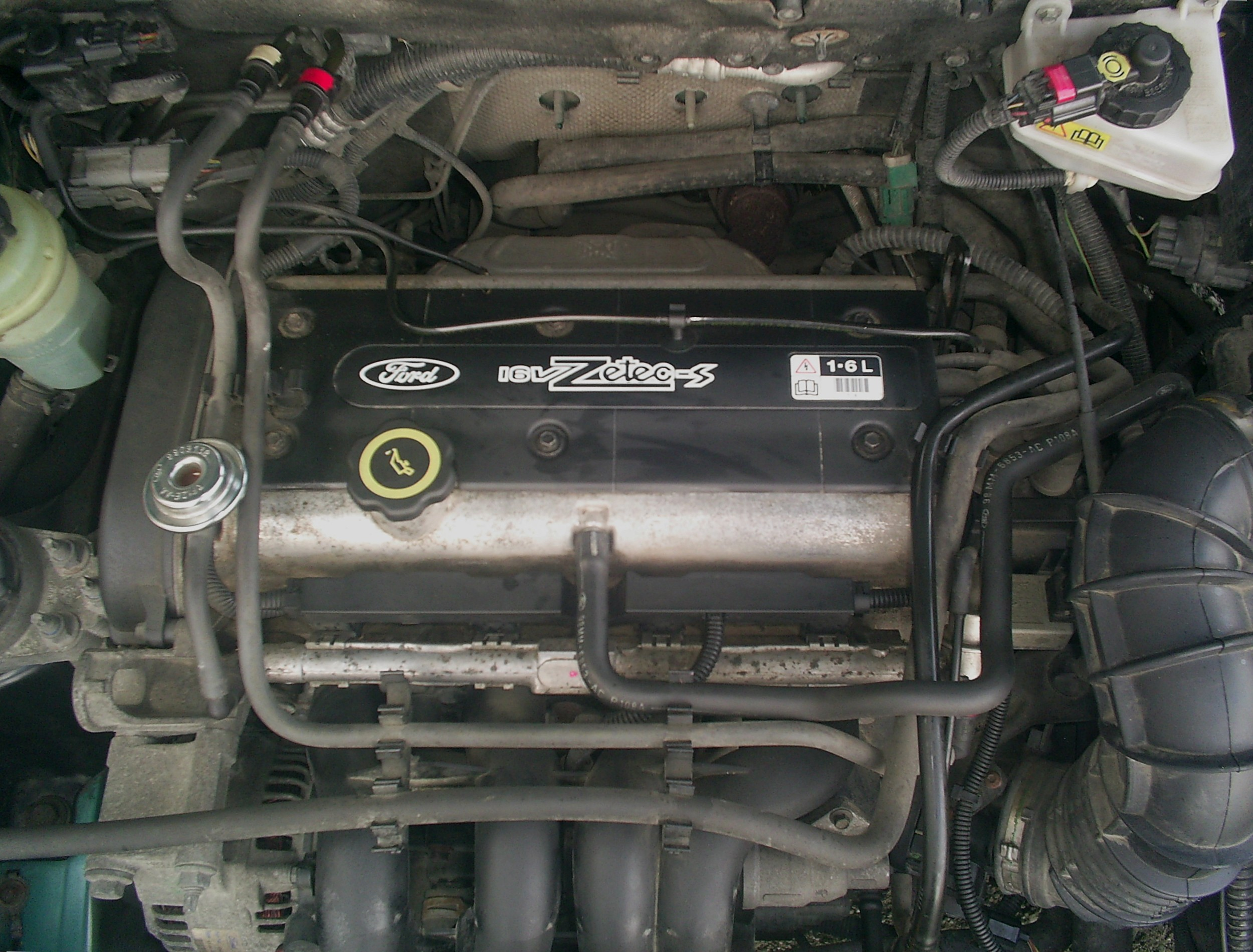 2000 ford focus engine diagram 1998 ford focus 1 4 zetec se infomation  specifications of 2000