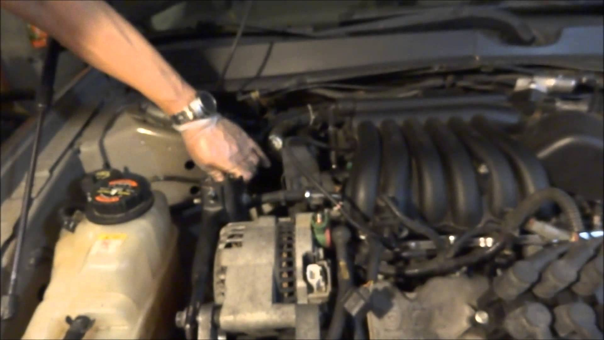 2000 Mercury Sable Engine Diagram Removing Alternator From 2007 Ford Taurus