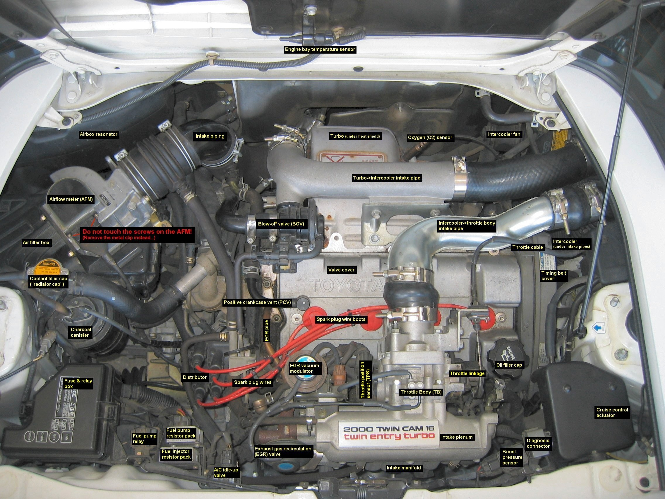 2000 Toyota Celica Gt Engine Diagram My Wiring 1993 Shiny Donuts Performance Turbo Swap 6th