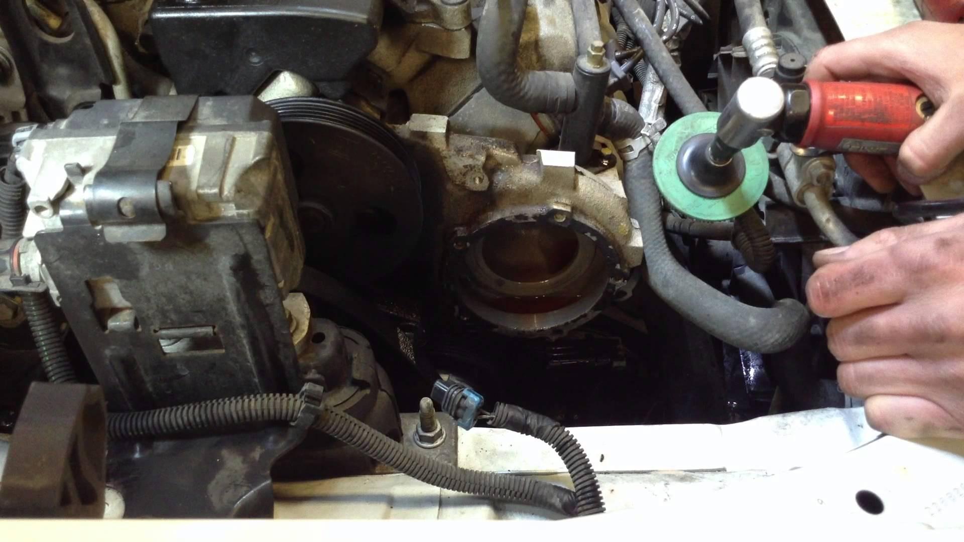 2001 Chevy Malibu 3 1 Engine Diagram 2003 Chevy Malibu Water Pump 3 1 Of  2001