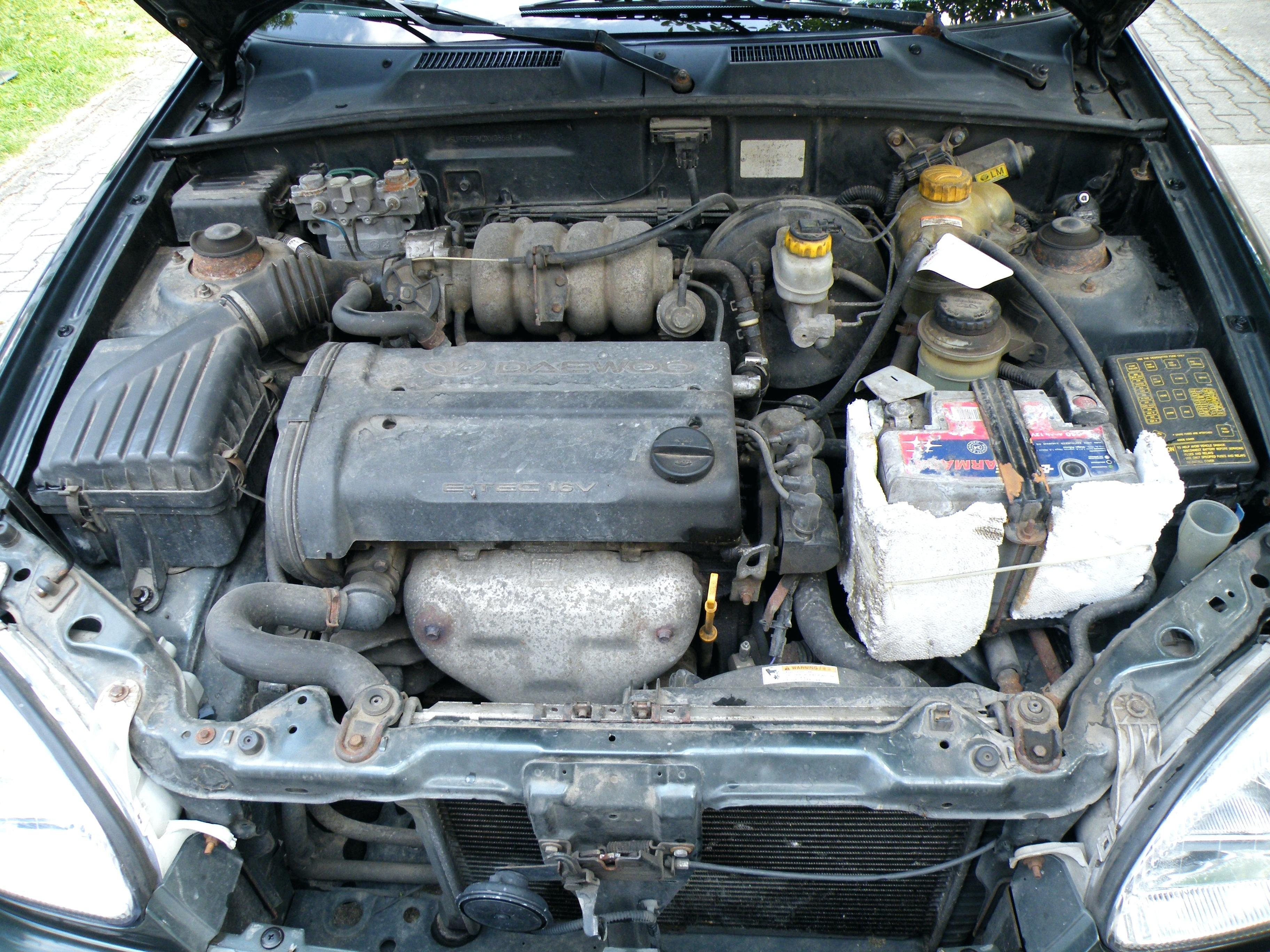 2001 daewoo leganza engine diagram daewoo engine diagrams espero rh detoxicrecenze com Daewoo Racer GTI Daewoo Espero Interior