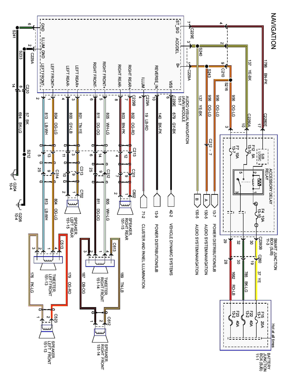 2001 ford Taurus Radio Wiring Diagram ford Taurus Radio Wiring Diagram Wiring Diagram Of 2001 ford Taurus Radio Wiring Diagram