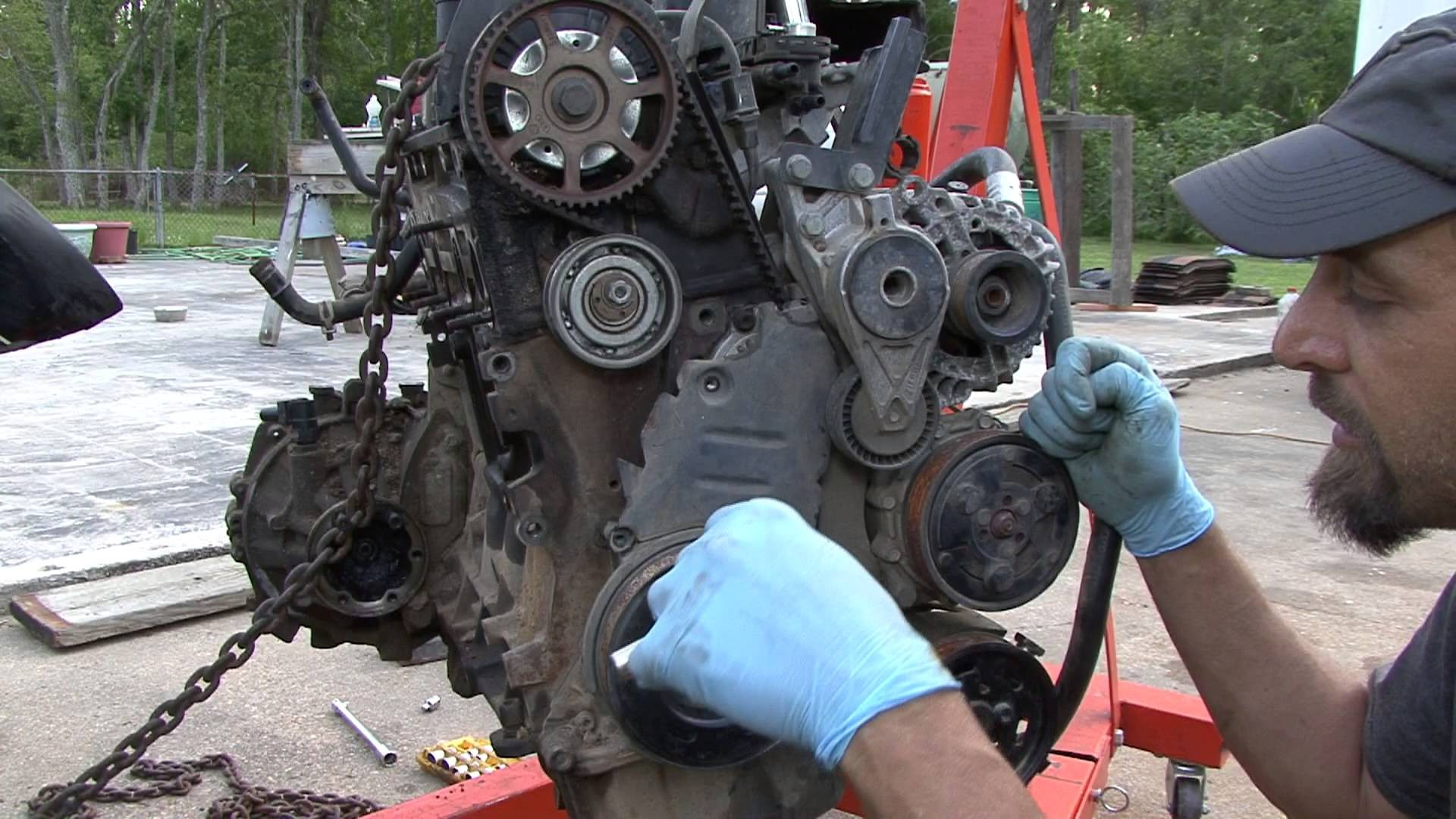 2001 Jetta Engine Diagram How to Do A Timing Belt On Your 98 05 Jetta 2 0 Part 1 Of 2001 Jetta Engine Diagram