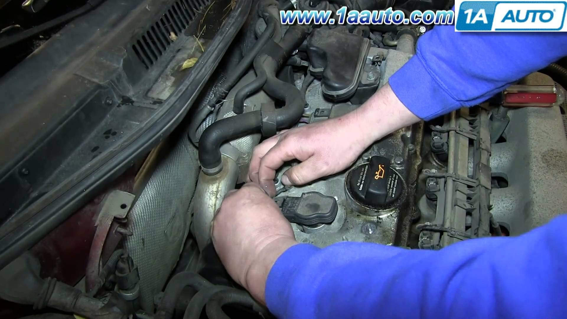 2001 Jetta Engine Diagram How to Install Replace Engine Ignition Coil 2001 05 Vw Jetta Of 2001 Jetta Engine Diagram