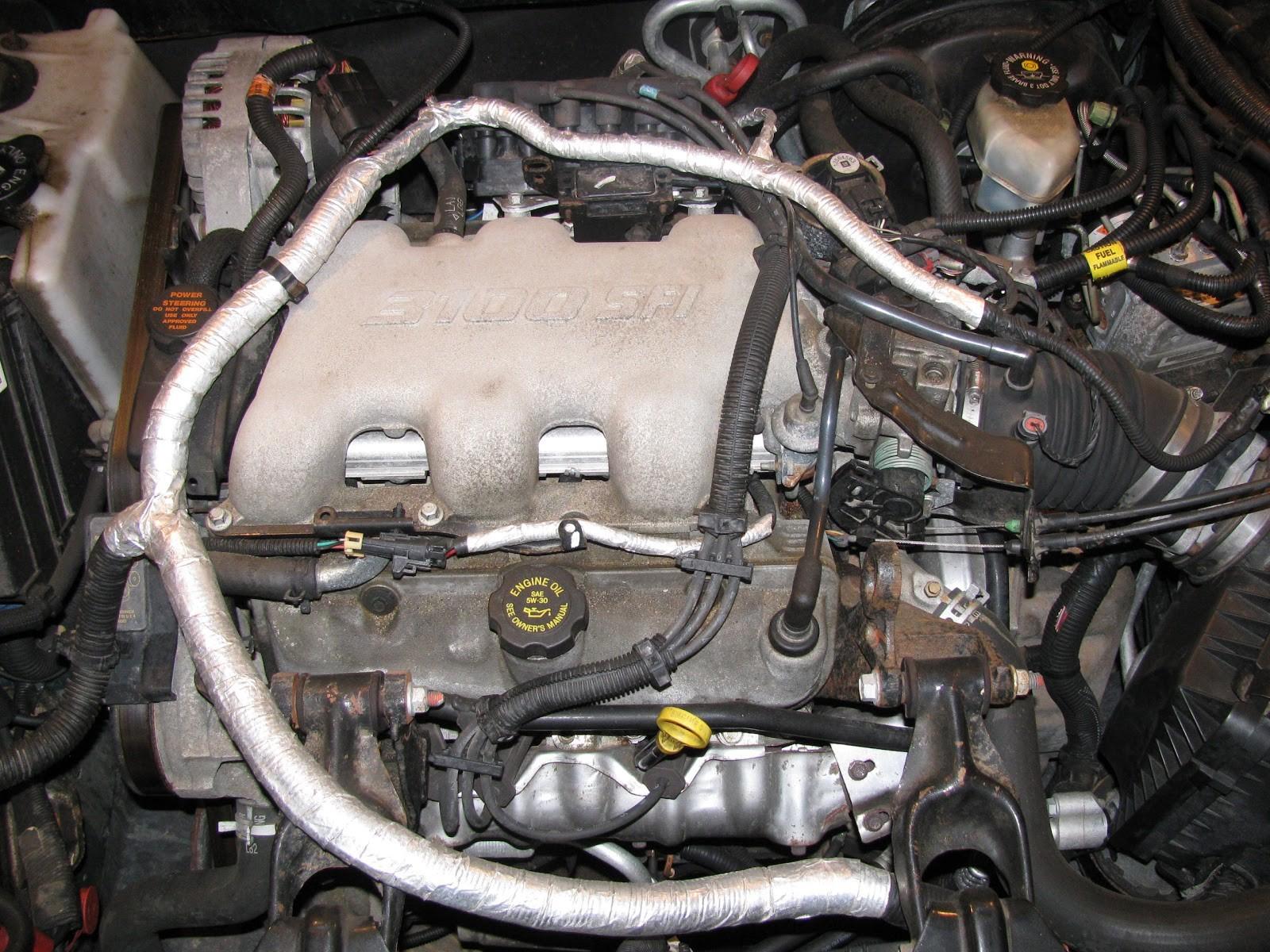 2001 Pontiac Grand Am Se Engine Diagram the original Mechanic 3 1l Engine Gm Replacing Intake Manifold