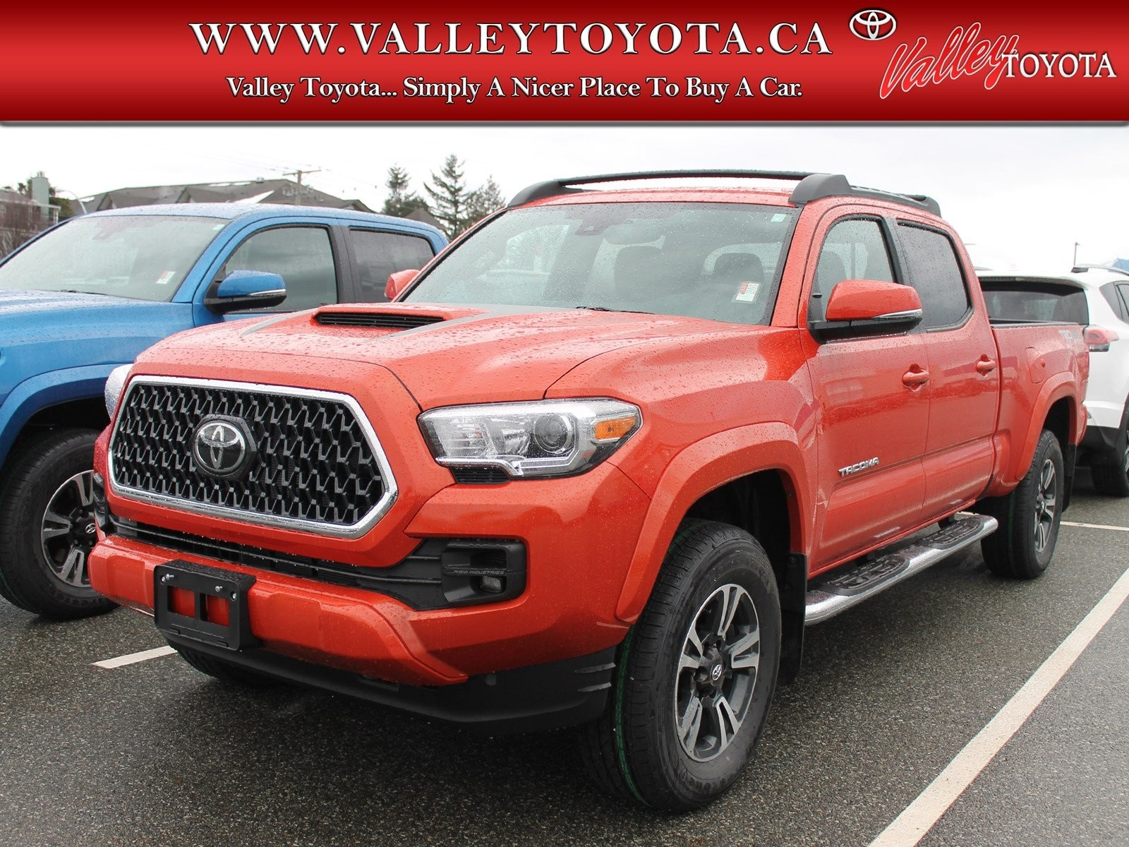 2001 Toyota Tacoma Parts Diagram New 2018 Ta A Trd Sport Pickup Double Cab In Chilliwack