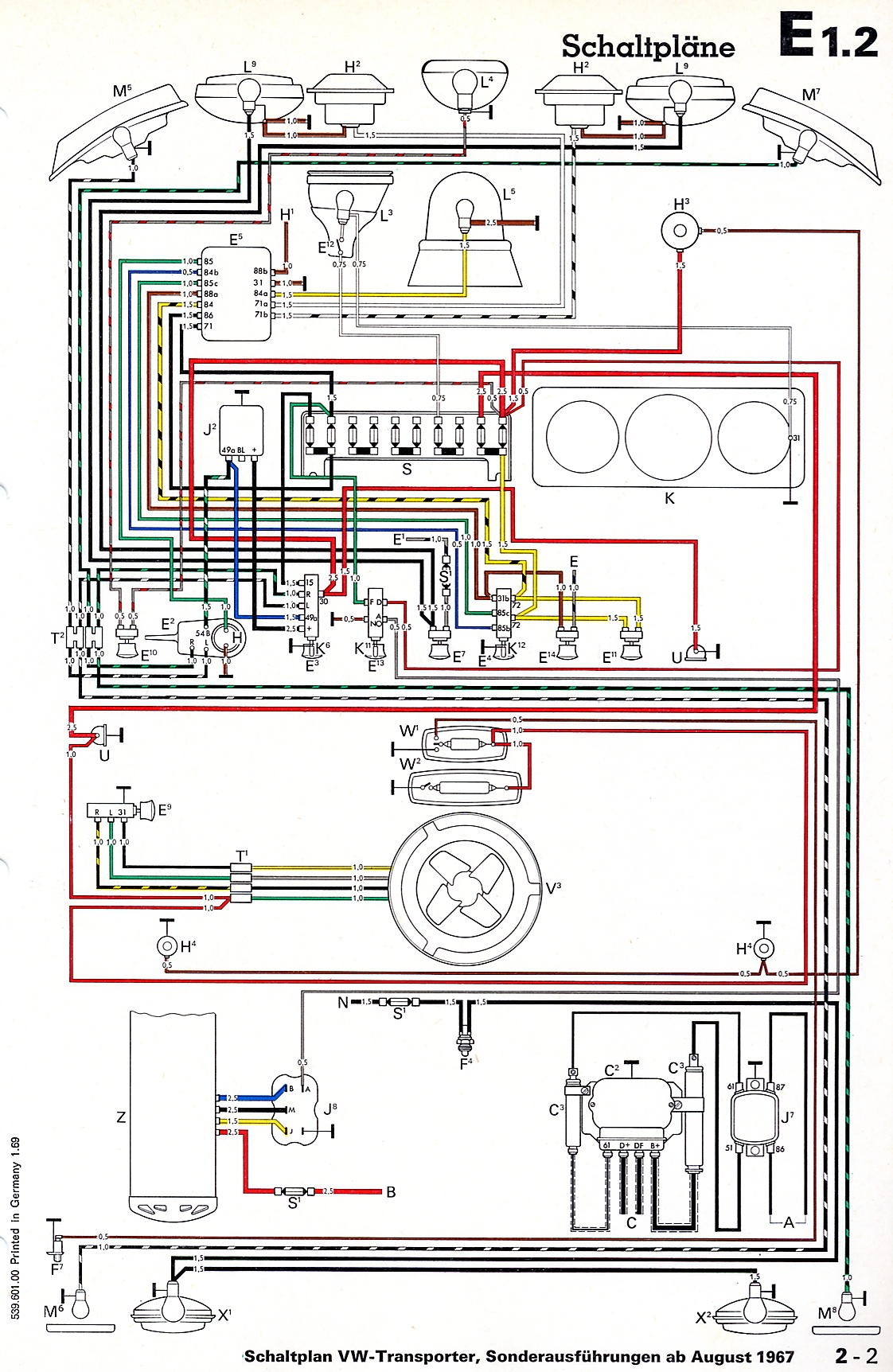 2001 Vw Beetle 2 0 Engine Diagram 1974 Bug Wiring Page Voltage Regulator In Addition