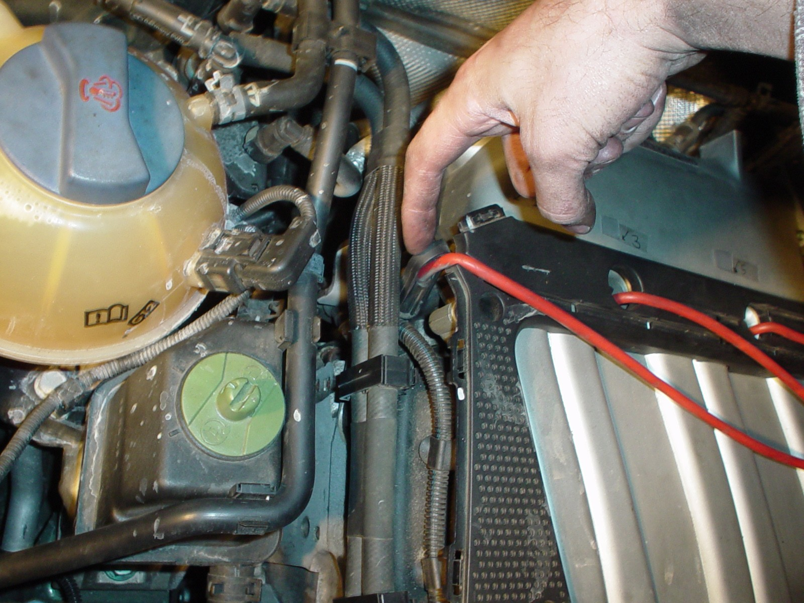 2001 Vw Jetta Vr6 Engine Diagram Timing Belt Vwvortex Diy Replacing Spark Plugs And Plug Wires On