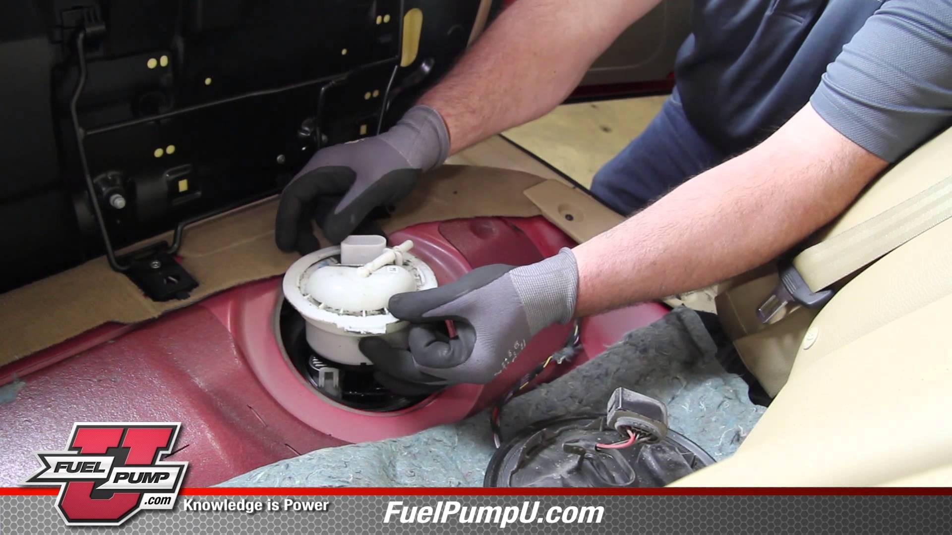 2001 Vw Passat Engine Diagram How to Install Fuel Pump assembly E8738m In A 2006 2010 Volkswagen Of 2001 Vw Passat Engine Diagram