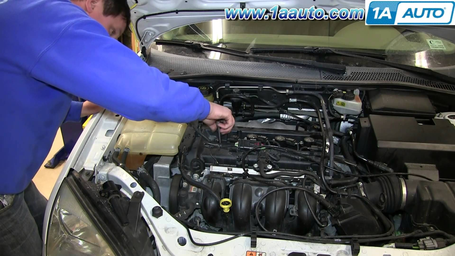2002 Ford Focus Zetec Diagram Reveolution Of Wiring Engine How To Install Replace Spark Rh Detoxicrecenze Com S