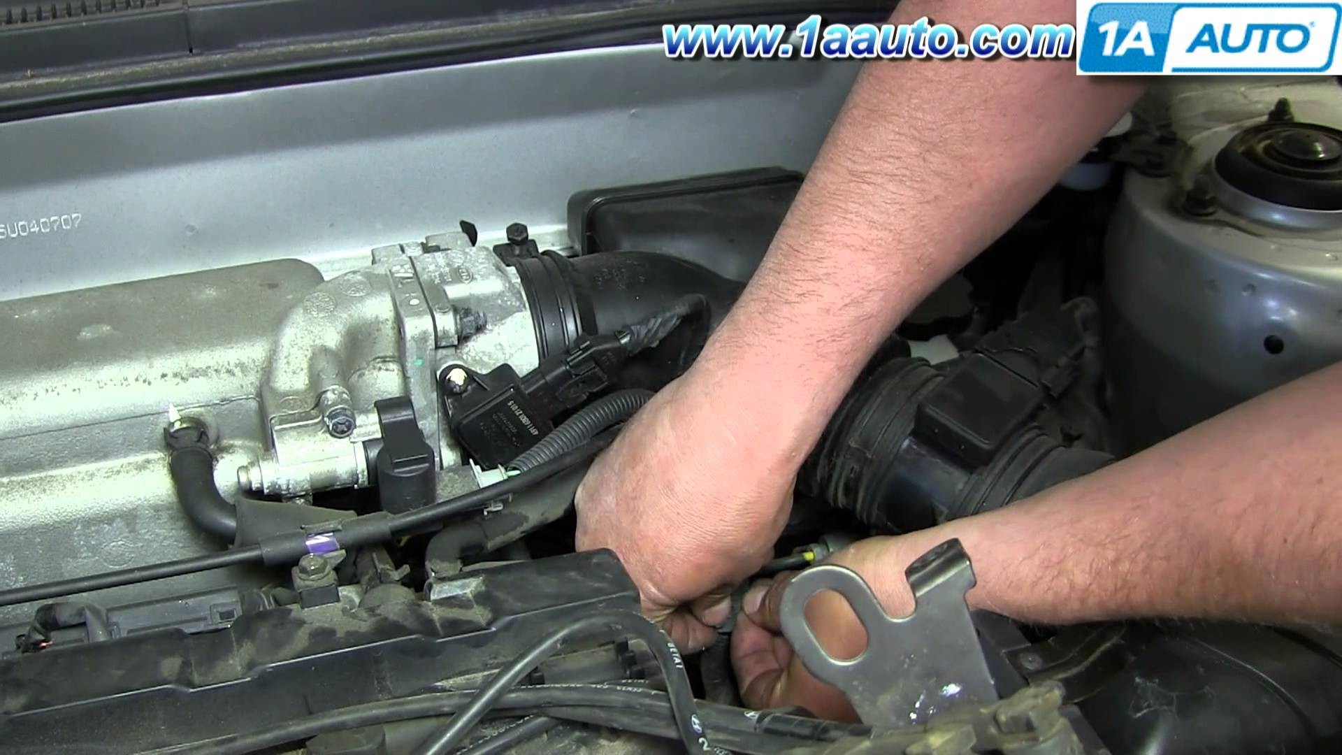 2002 Hyundai Sonata Engine Diagram Wiring Elantra How To Install Replace Ignition Coil 2003 06