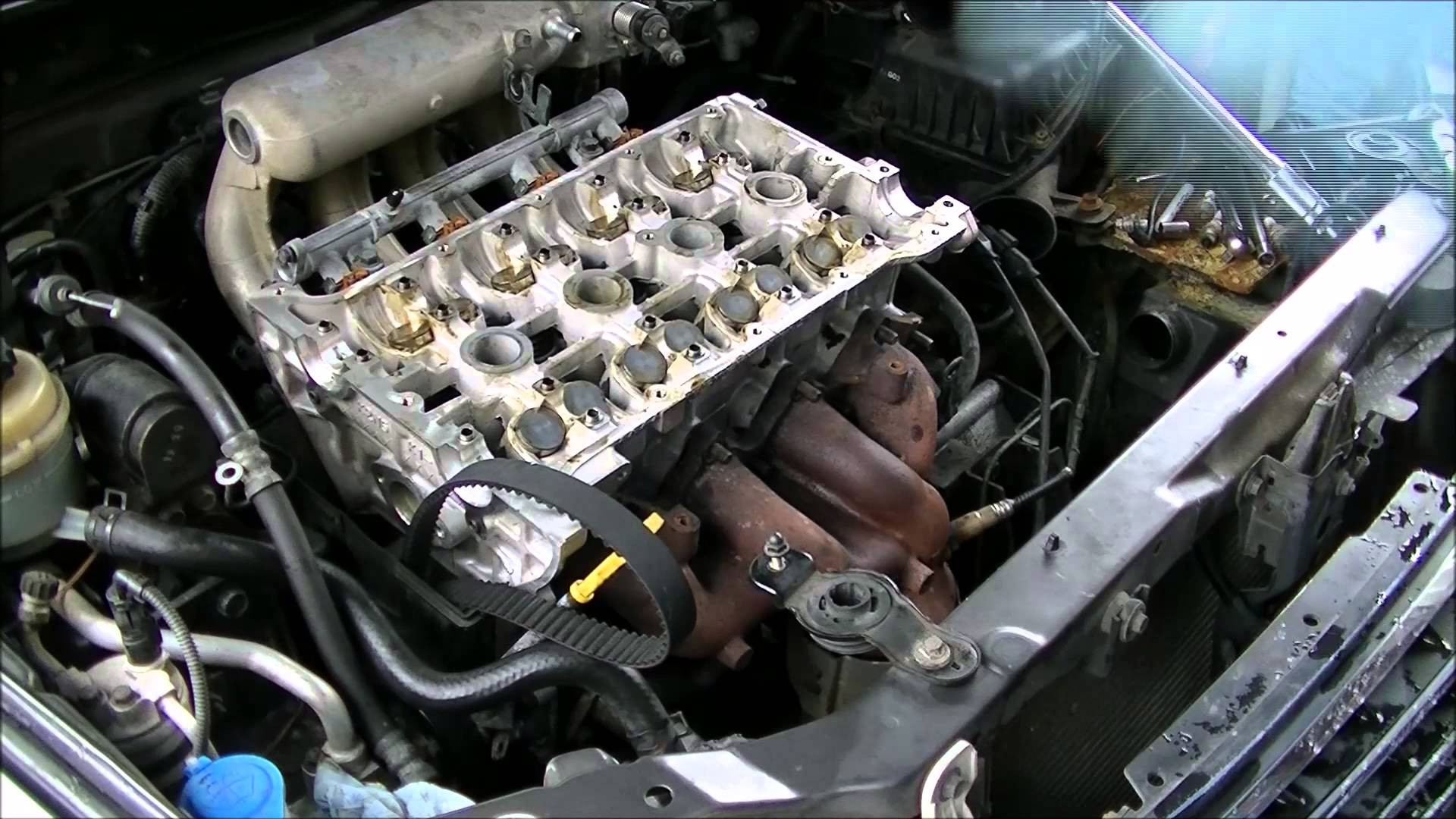 2002 Kia Spectra Engine Diagram My Wiring 2009 Head Replacement Of