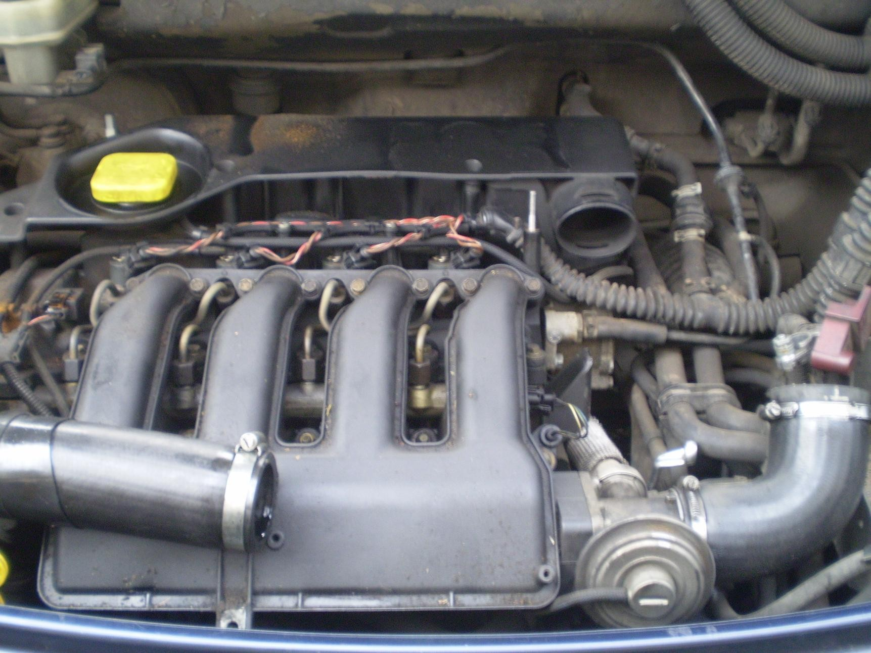 Rover 25 Starter Motor Location