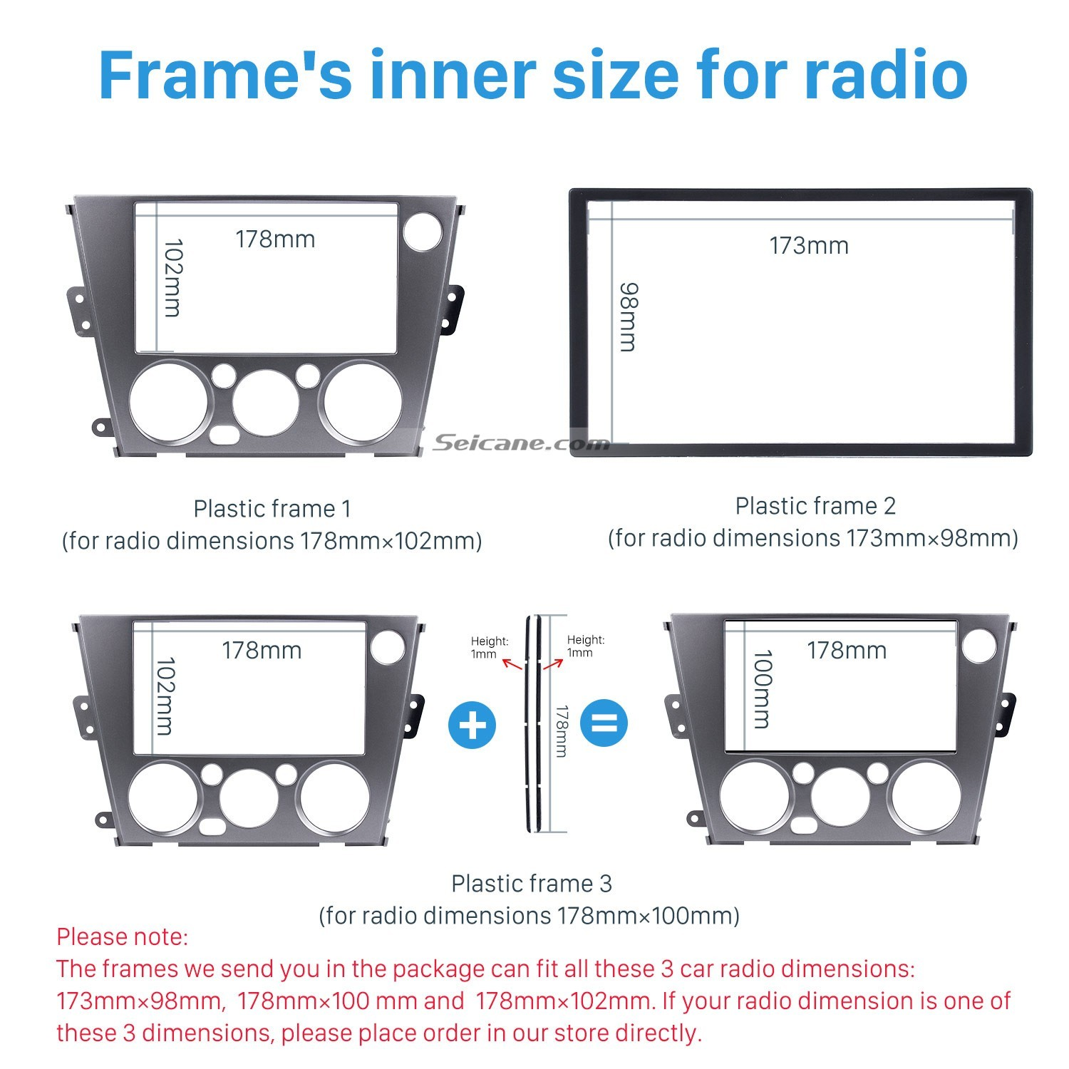 2002 Subaru Outback Parts Diagram How To Set Timing Belt B4 2din Car Radio Fascia For 2005 2009 Legacy Left