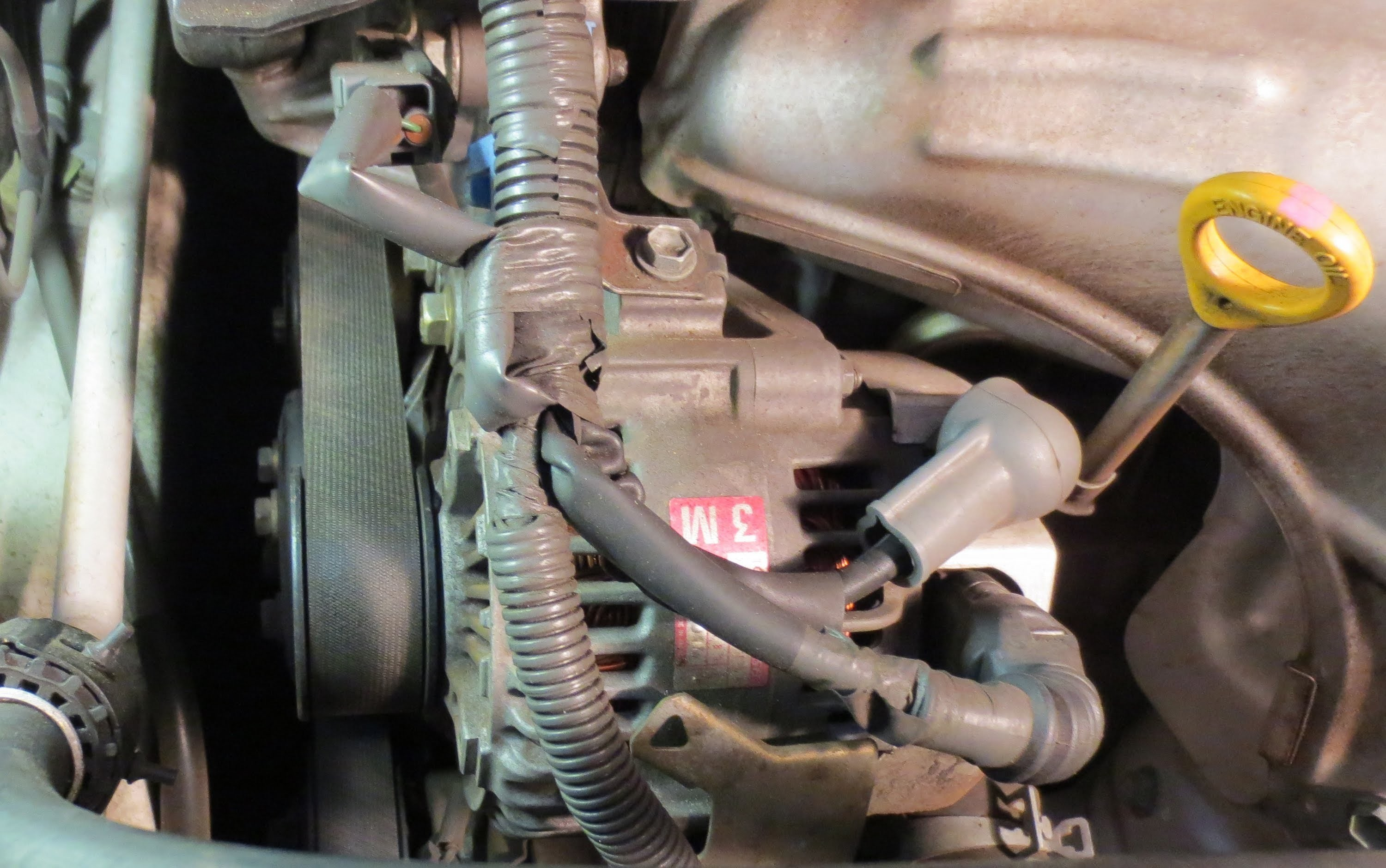 2002 toyota Camry 4 Cylinder Engine Diagram Belt and Alternator Removal 2002 Camry Le 4cyl Of 2002 toyota Camry 4 Cylinder Engine Diagram