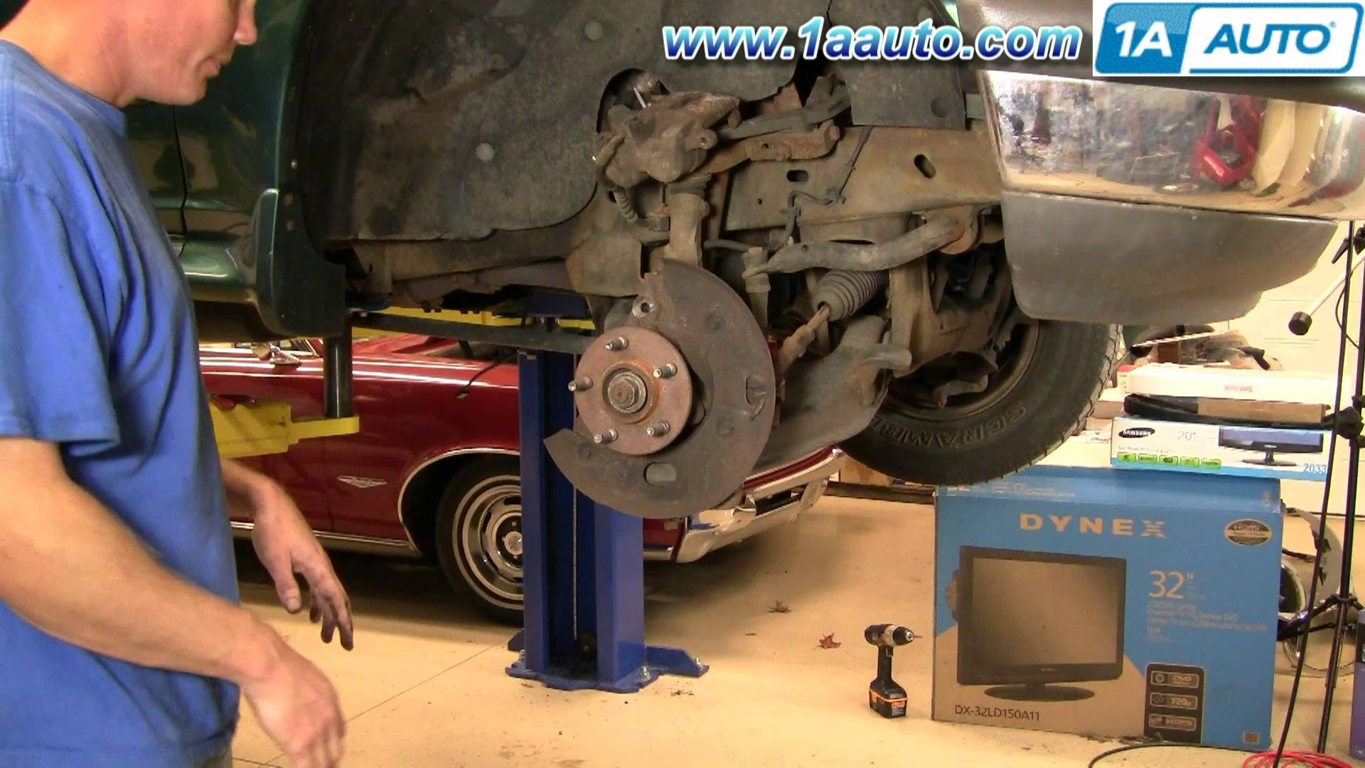 2003 ford Explorer Sport Trac Engine Diagram How to Install Replace Front  Hub ford Explorer Sport