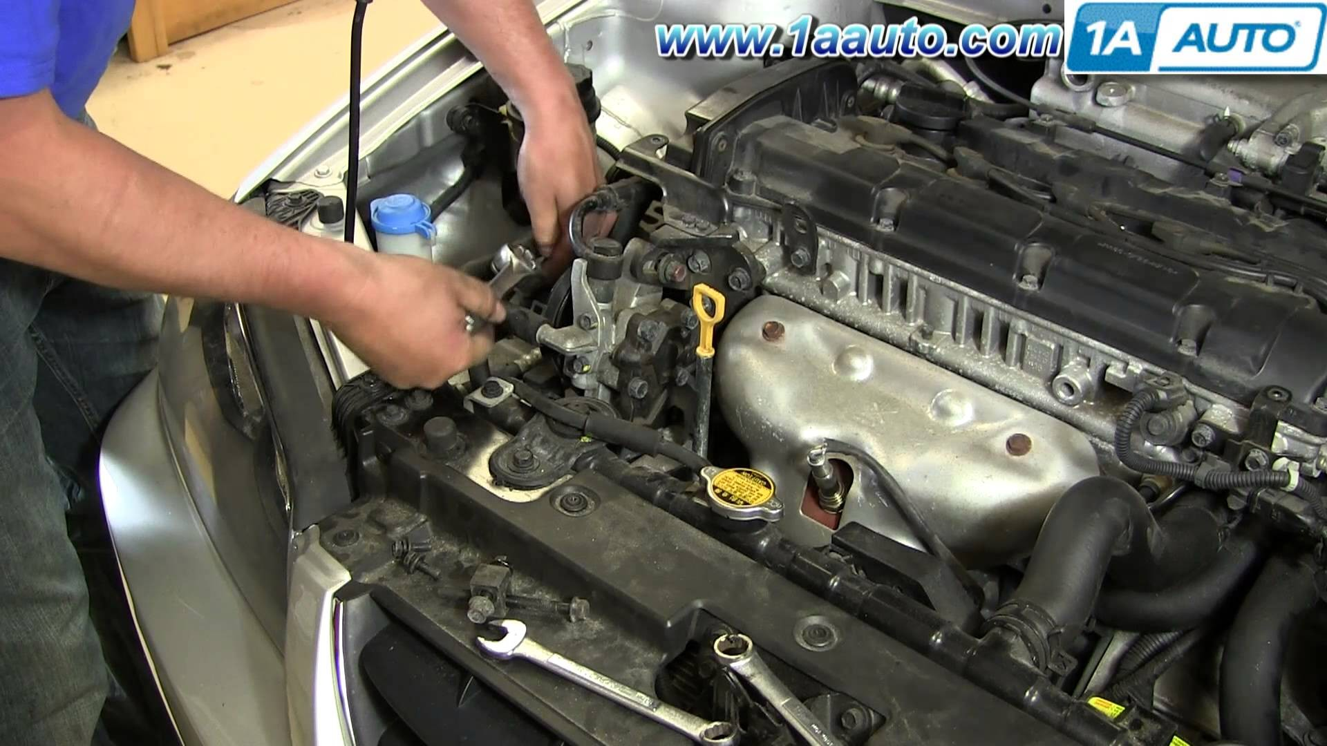 2003 Hyundai Elantra Engine Diagram How to Install Replace Power Steering Belt 2001 06 Hyundai Elantra Of 2003 Hyundai Elantra Engine Diagram