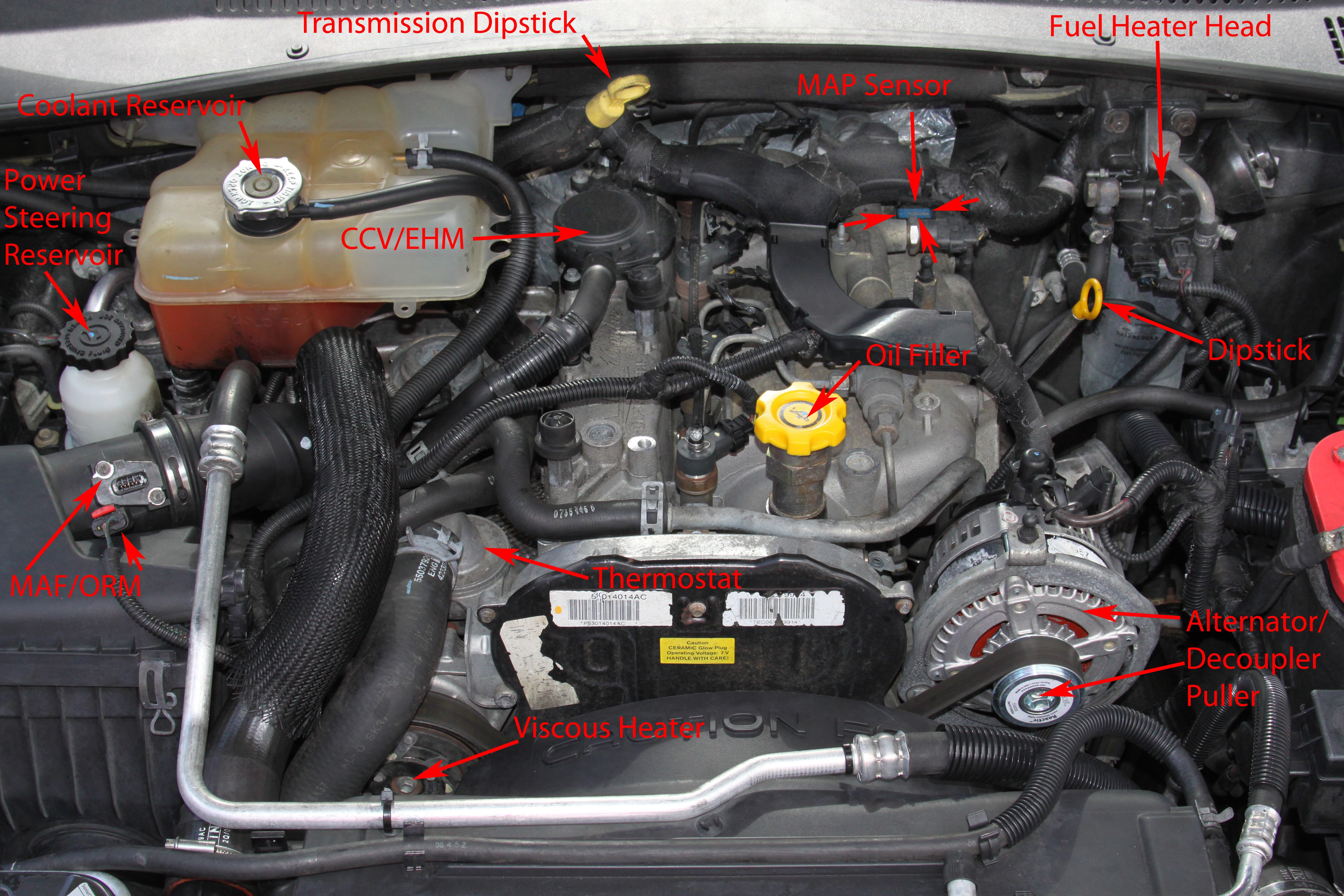 2003 Jeep Liberty Engine Diagram Lost Jeeps • View topic Sam S Crd Noob Guide Of 2003 Jeep Liberty Engine Diagram