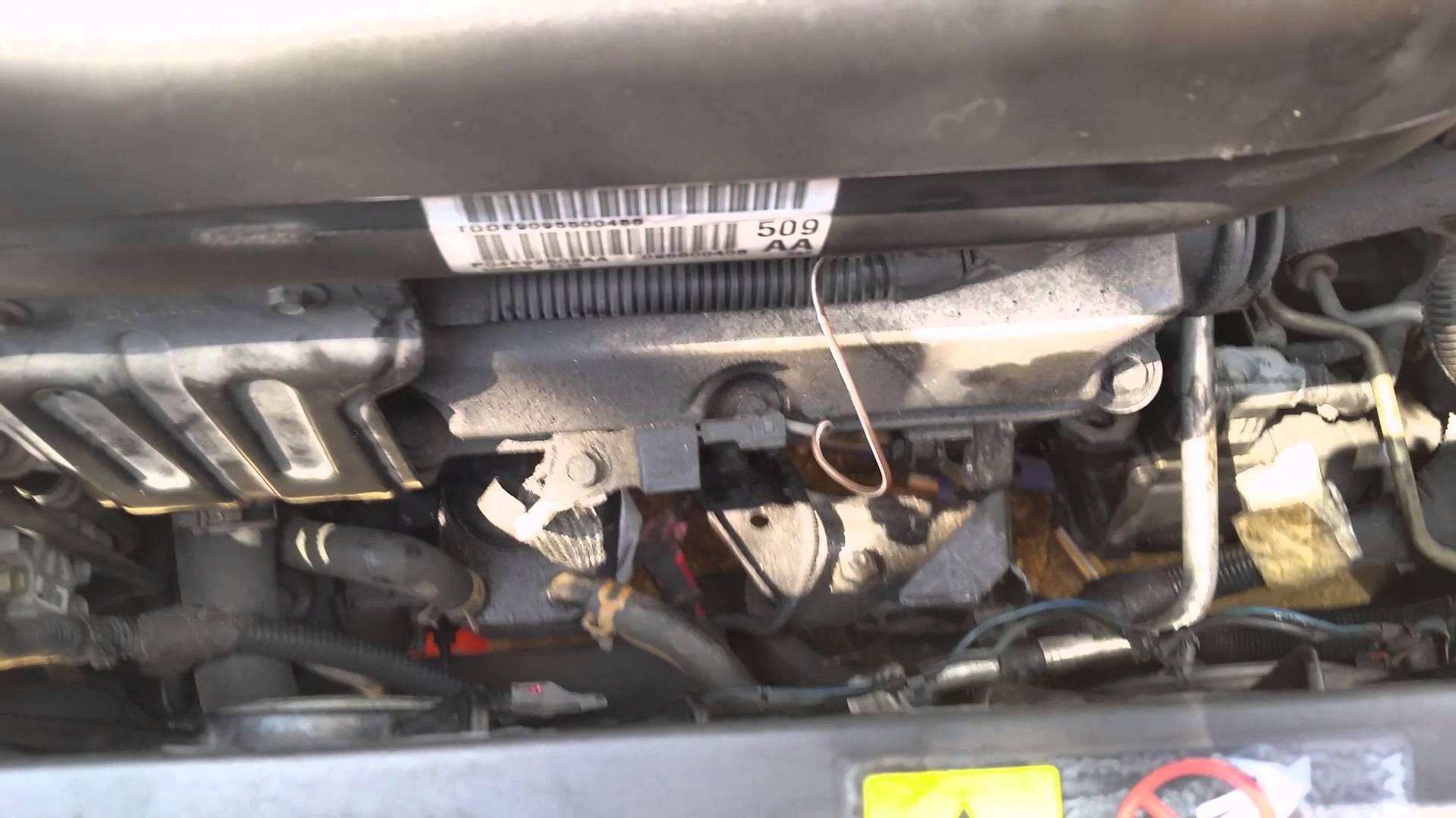 2004 Chrysler Pacifica Engine Diagram Replacing A Starter On A 2005 Chrysler Pacifica Of 2004 Chrysler Pacifica Engine Diagram