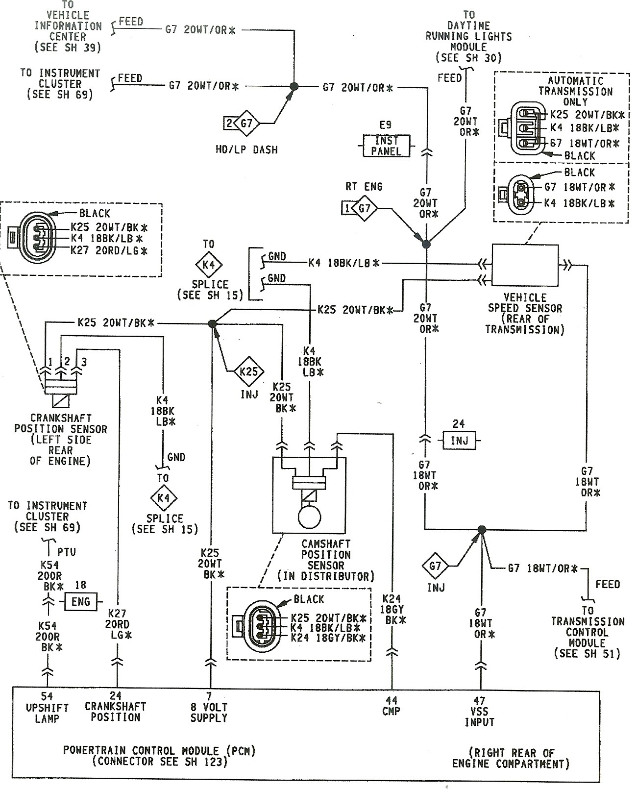 2004 Jeep 4 0l Engine Diagram Wiring Library Grand Cherokee I Have A 93 With
