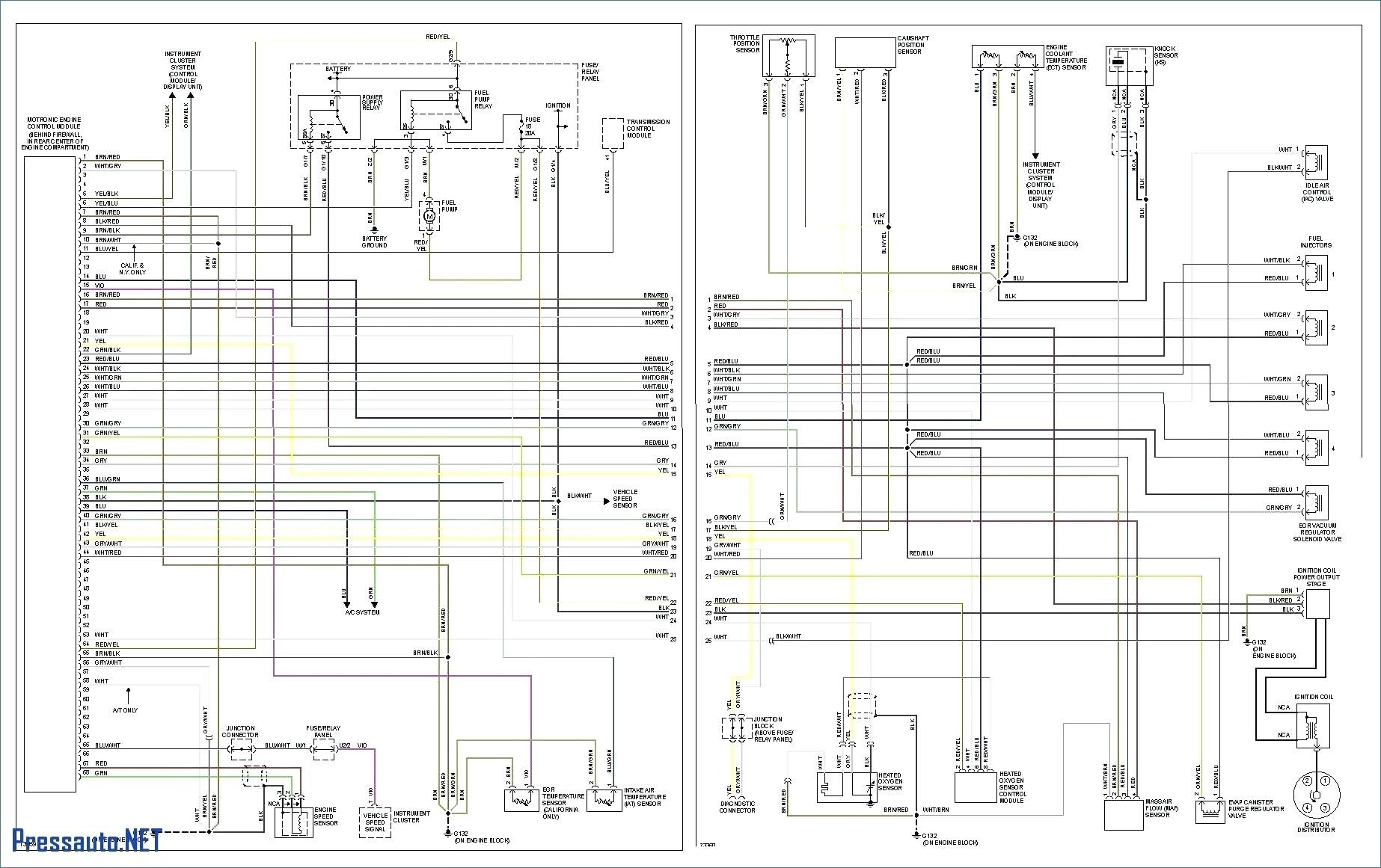 2008 Vw Wiring Diagram - Wiring Diagram