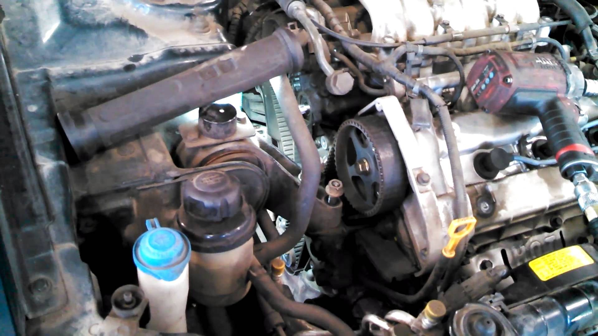 2004 Kia Amanti Engine Diagram 250 Ignition Wiring 2002 Rio Timing Belt Replacement Optima 2 7l 2001 2005 V6 Water