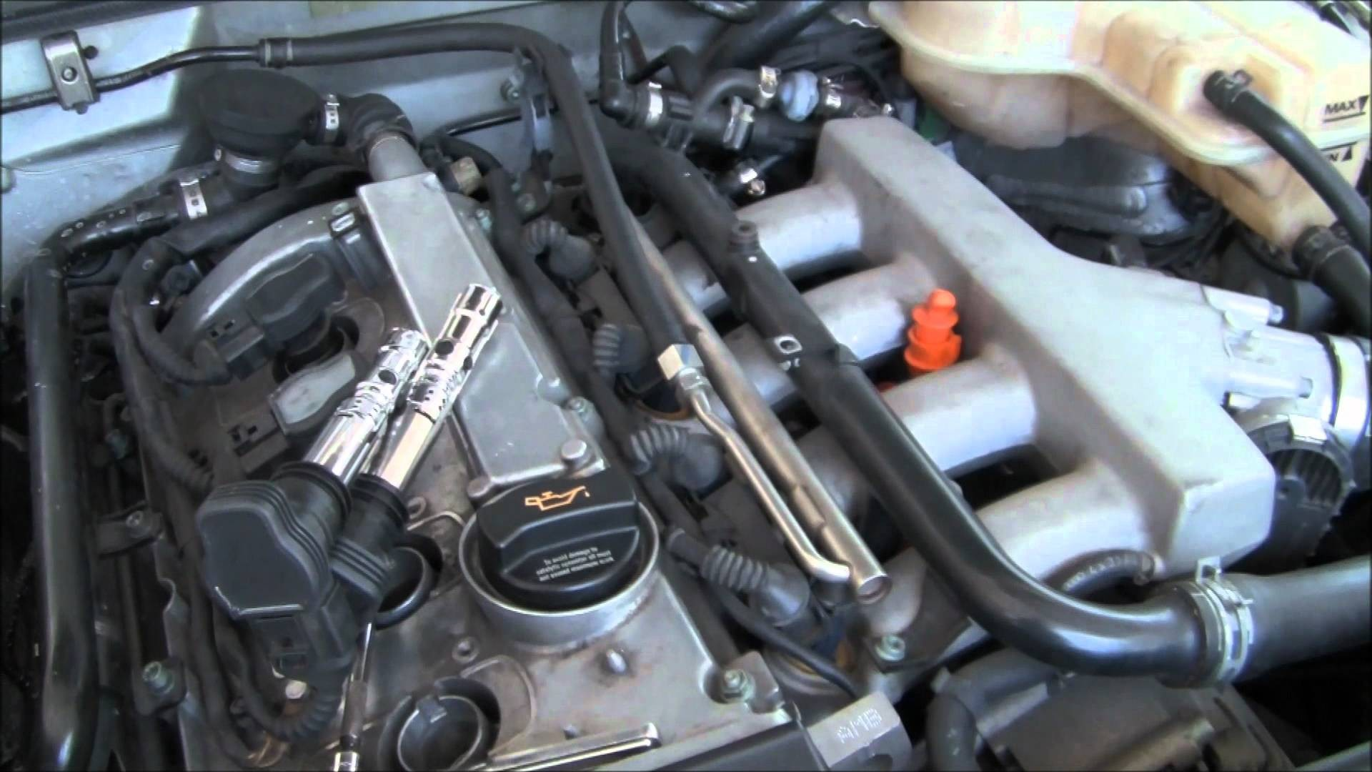 2004 Passat Engine Diagram