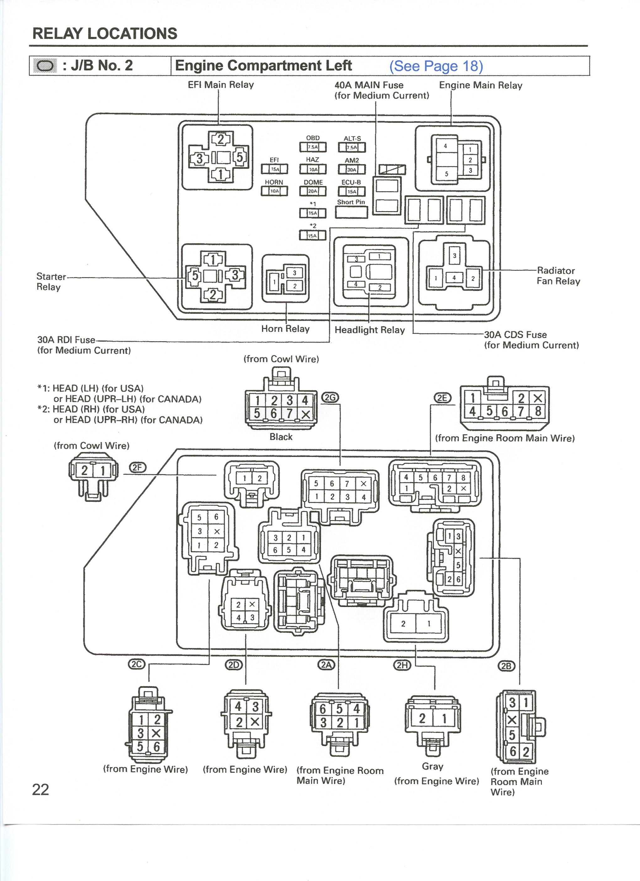 2001 Toyota Echo Fuse Diagrams Residential Electrical Symbols \u2022 Toyota  Echo Fuse Box Flasher Toyota