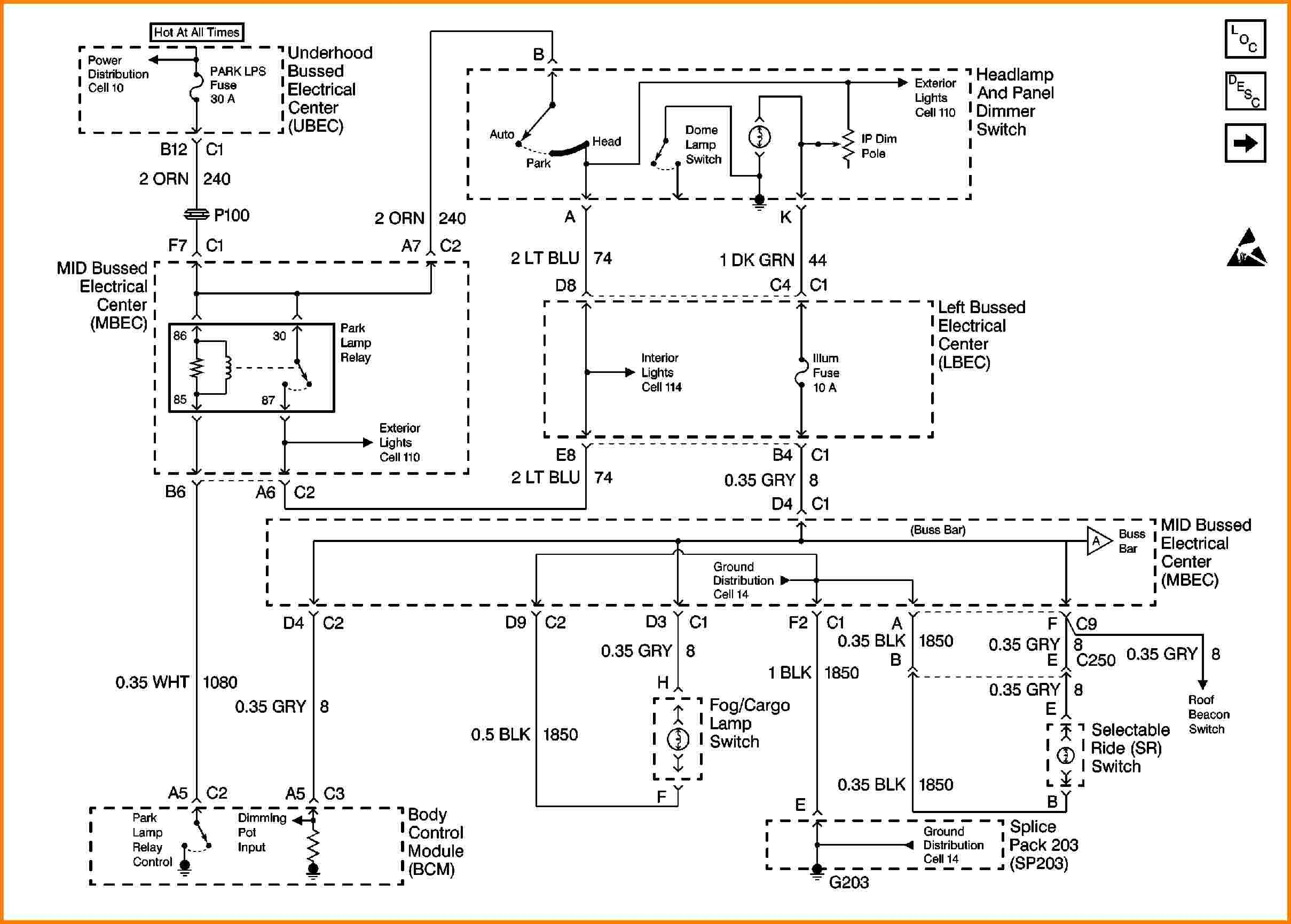 wrg 0526] 2014 gmc sierra tail light wiring diagram2005 chevy silverado tail  light wiring diagram